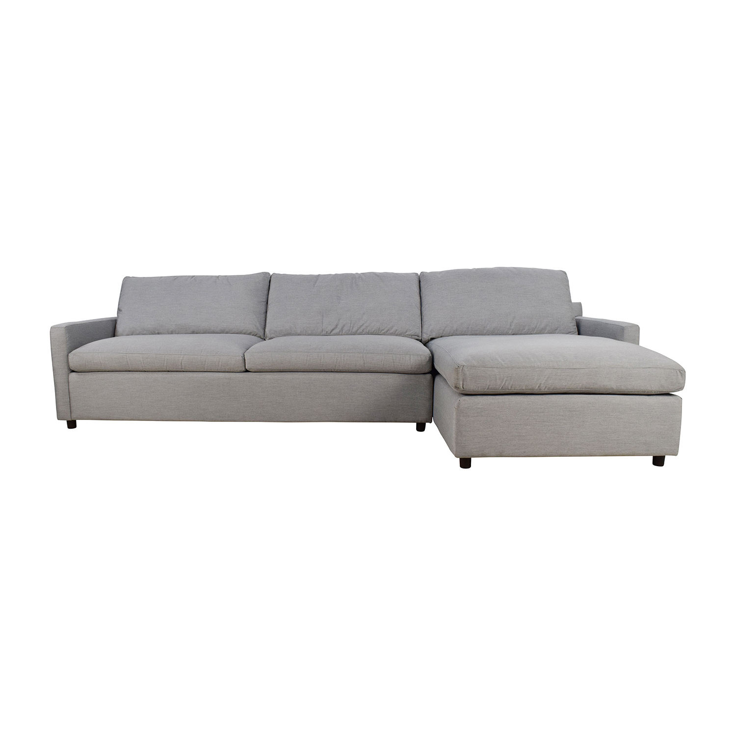 Abc Carpet And Home Cobble Hill Lucali Sectional Used
