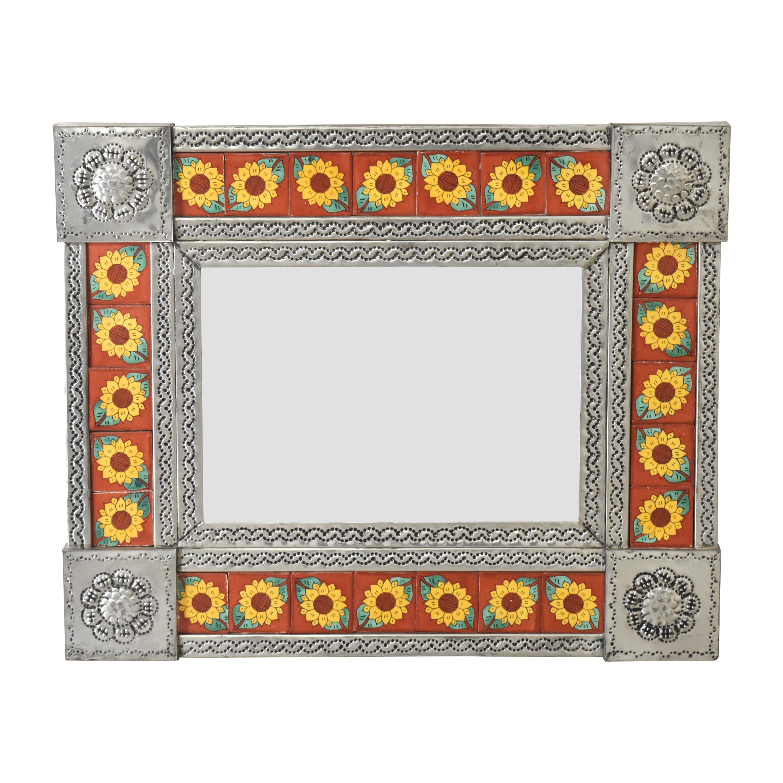 Decorative Framed Mirror second hand