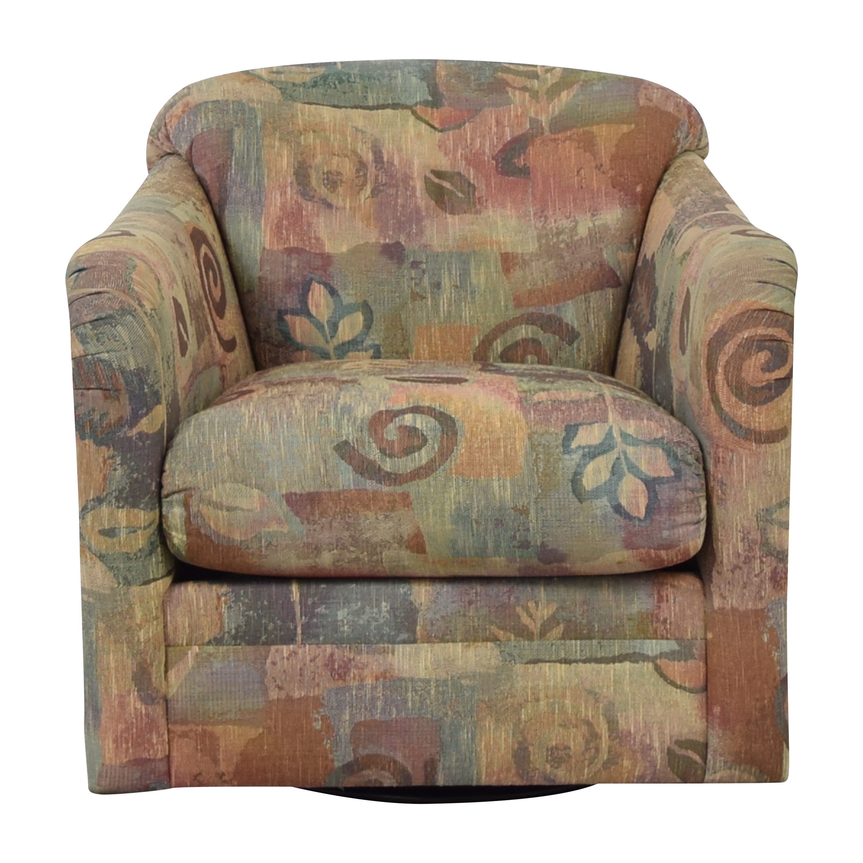 Precedent Furniture Precedent Furniture Vintage Swivel Chair for sale