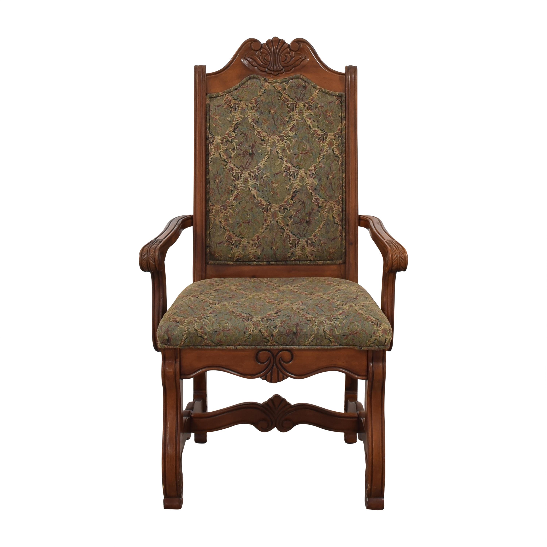 Long Range Furniture Long Range Furniture Upholstered Arm Chair dimensions