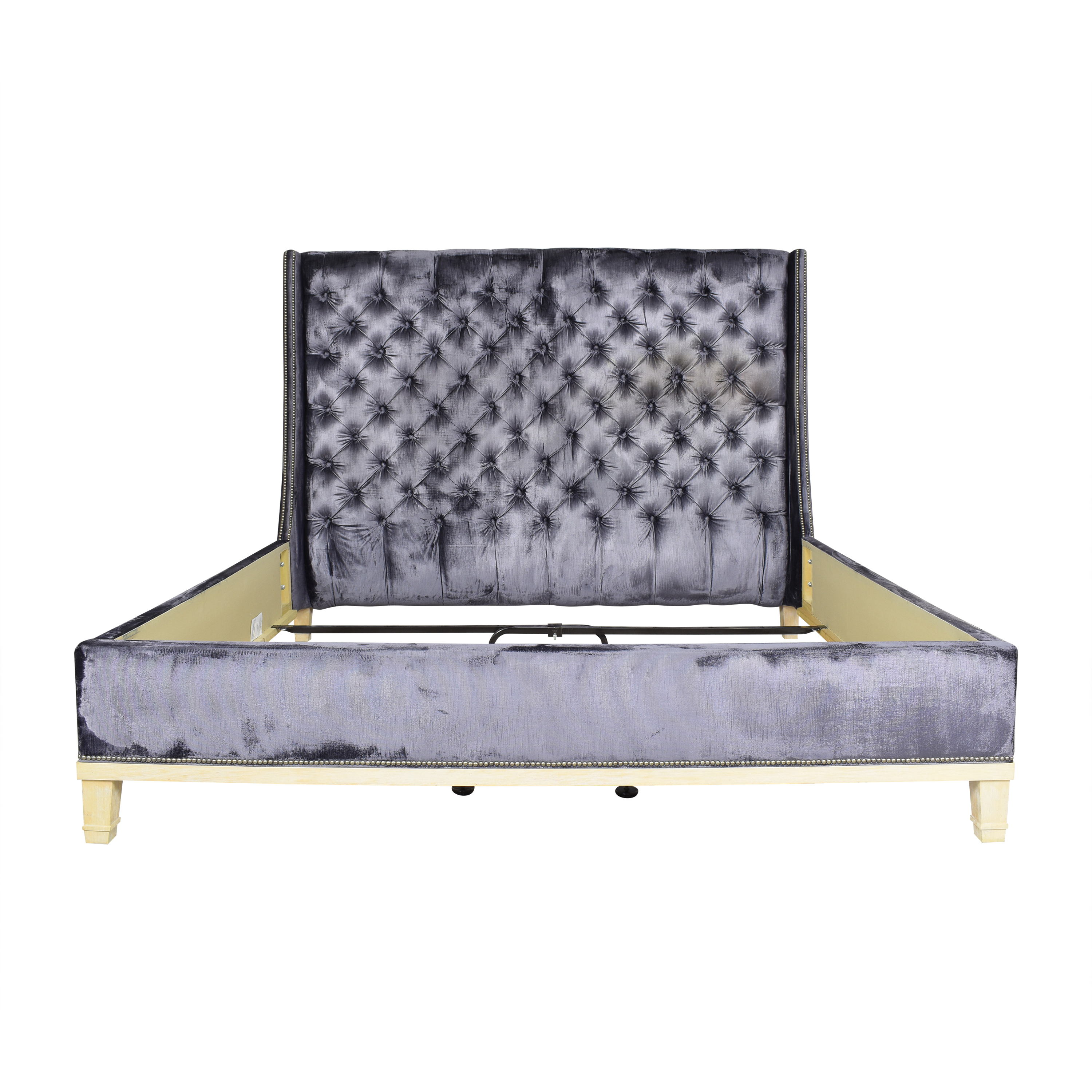 Vanguard Furniture Michael Weiss Cleo King Bed  / Bed Frames