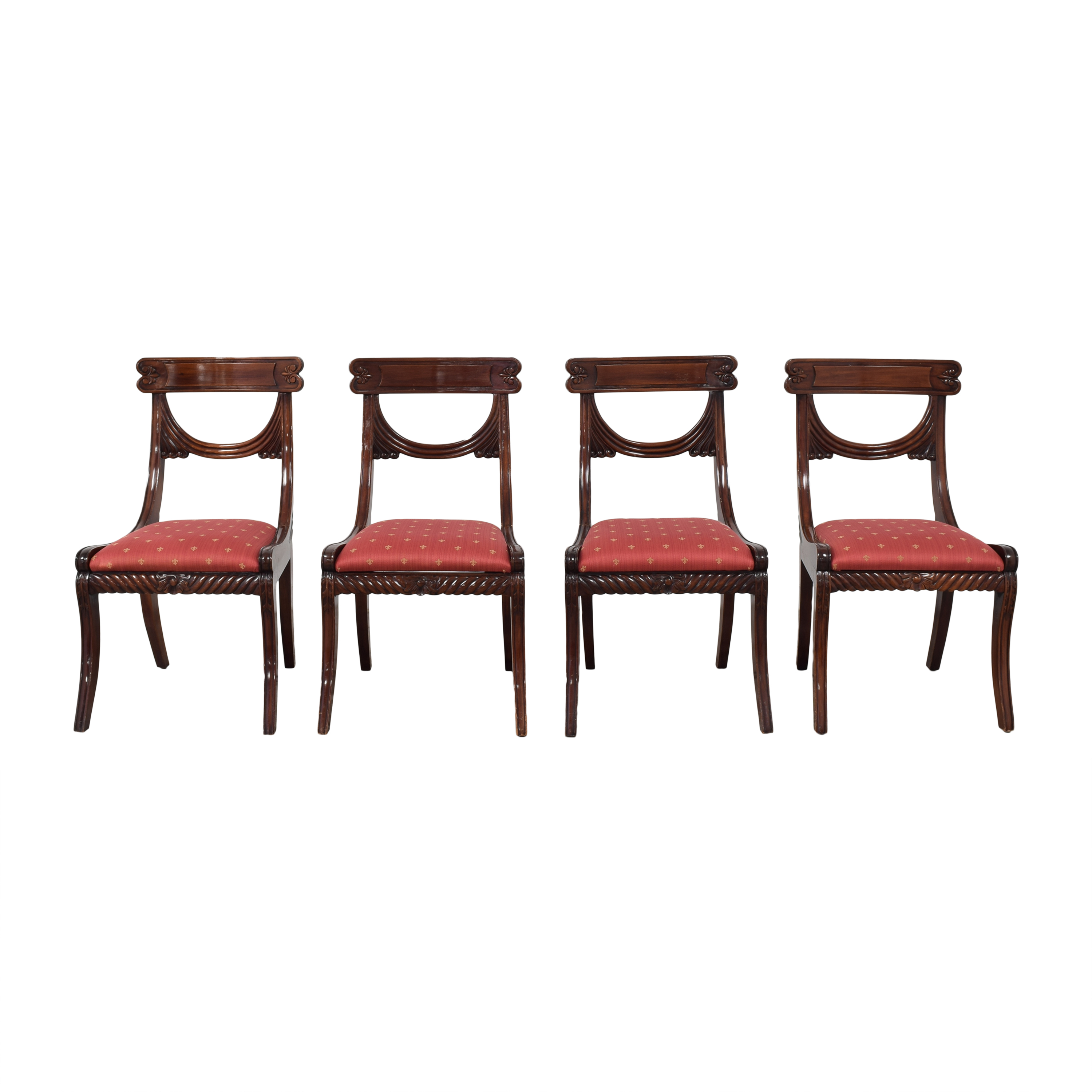 Rose Tarlow Rose Tarlow Upholstered Dining Chairs Dining Chairs