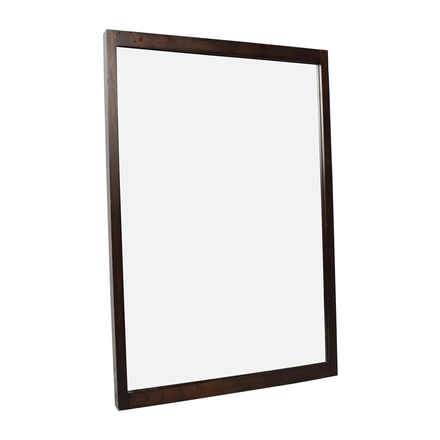 shop Pottery Barn Pottery Barn Wood Framed Mirror online