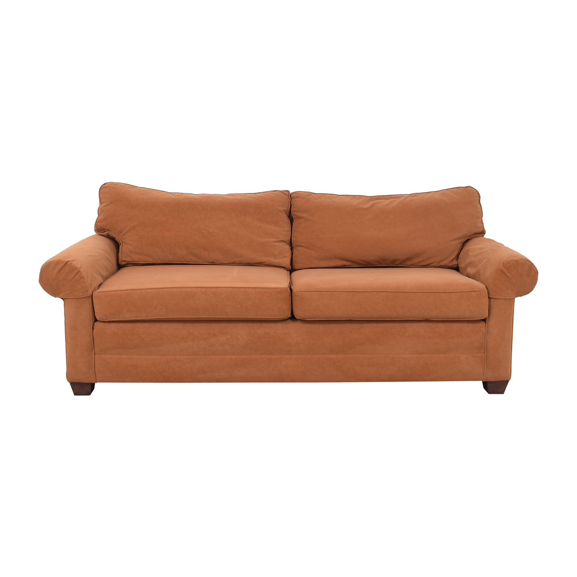 Ethan Allen Bennett Roll-Arm Sofa / Sofas