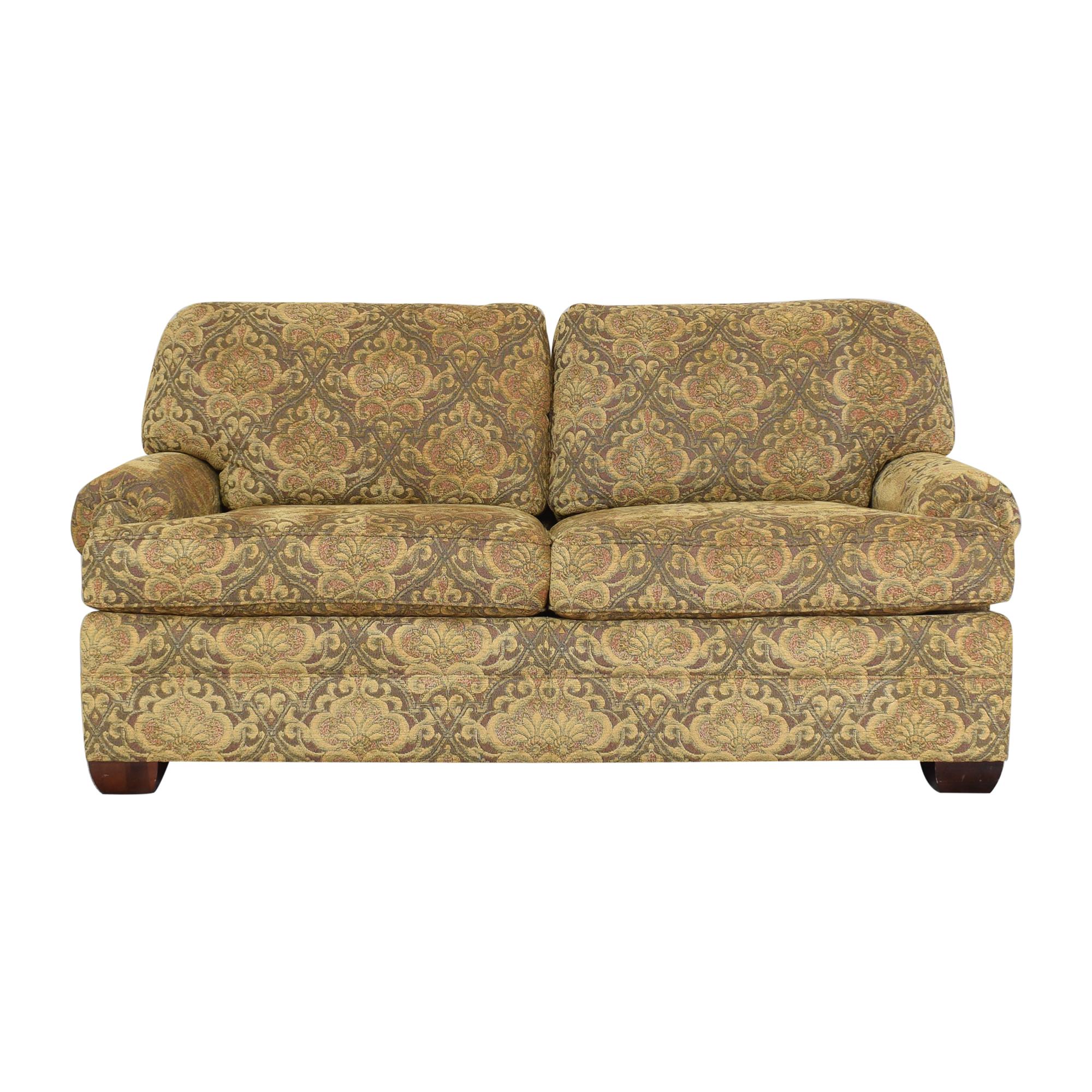 shop Taylor King Custom Two Seat Sofa Taylor King Classic Sofas