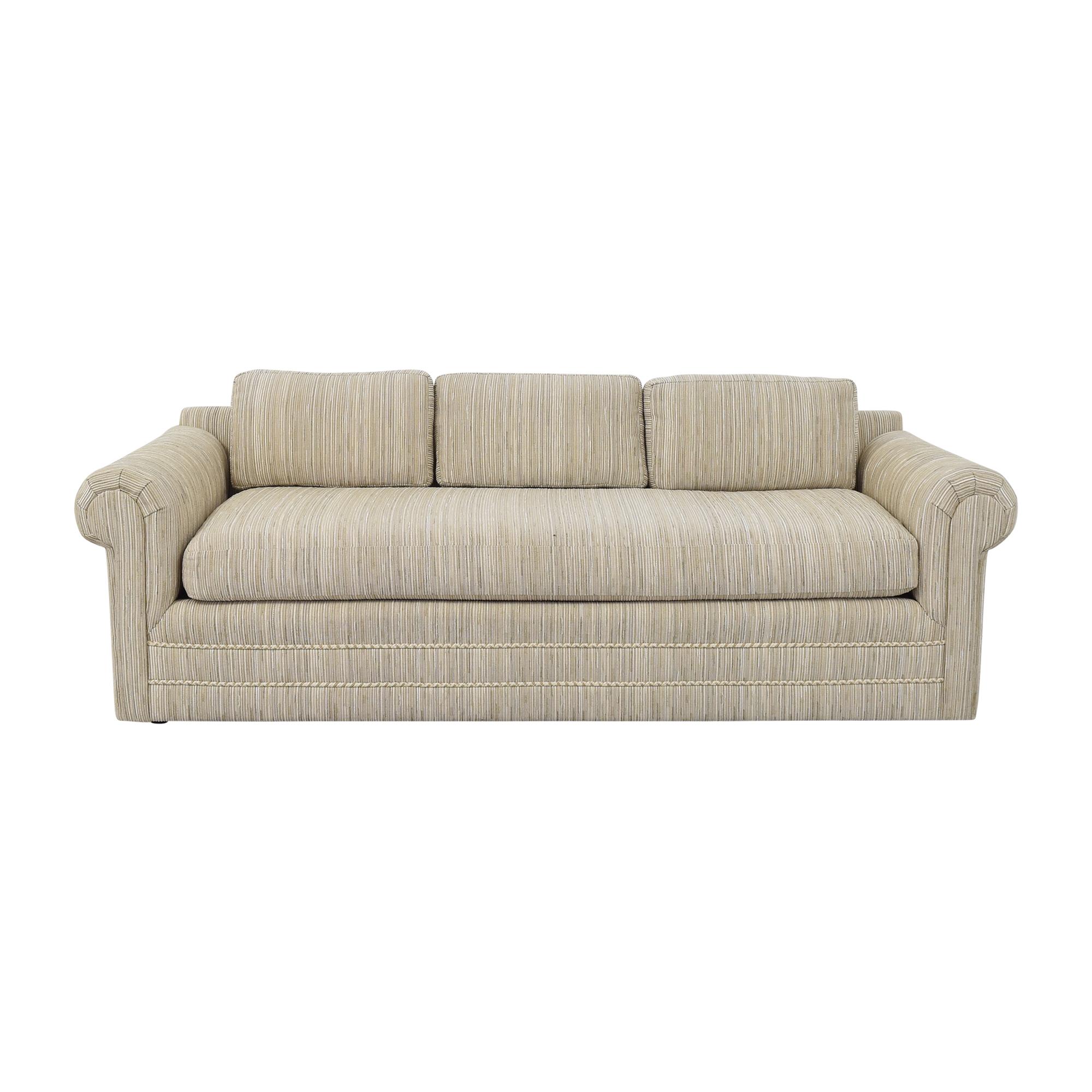 Bench Cushion Sofa sale