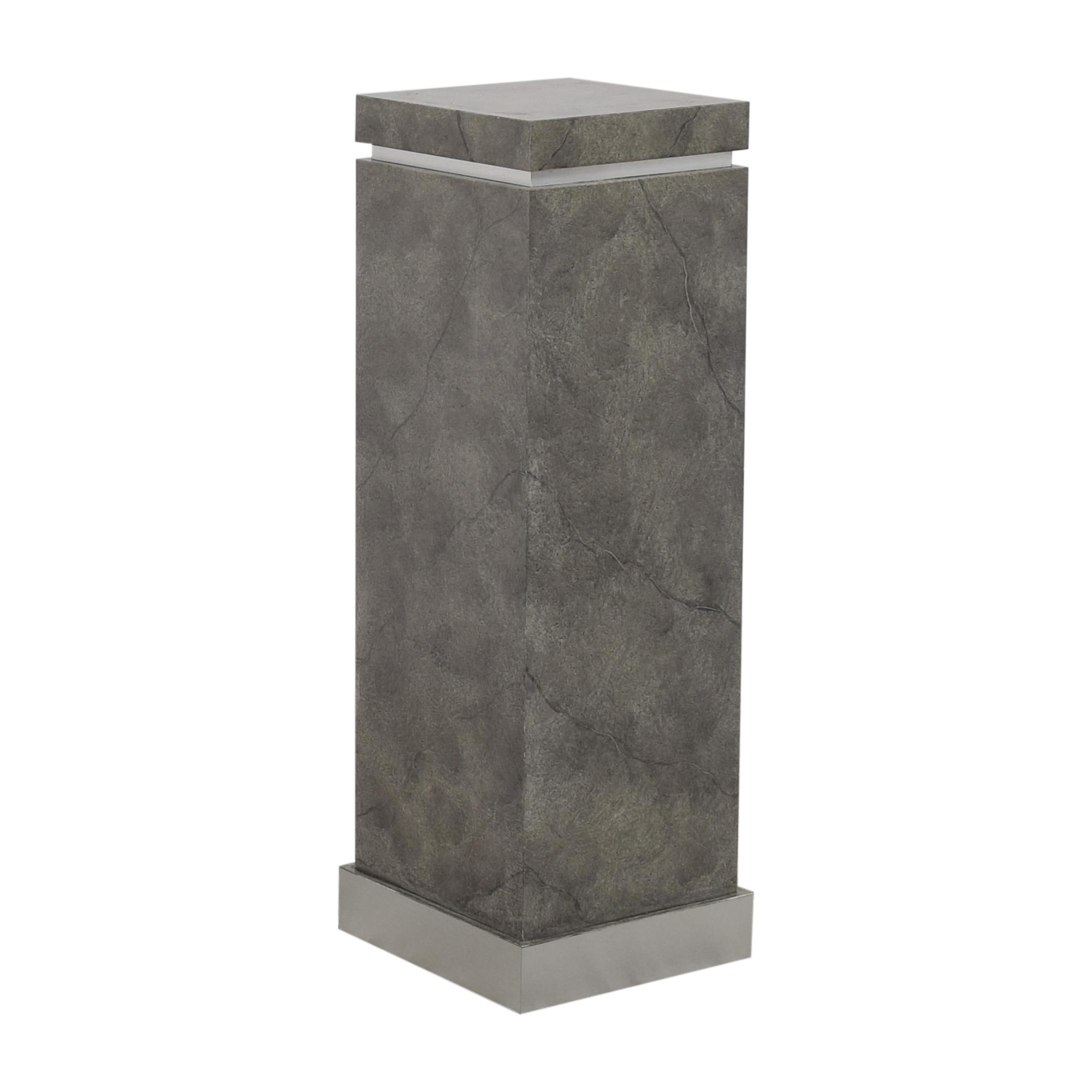 shop Decorative Pedestal  Decor
