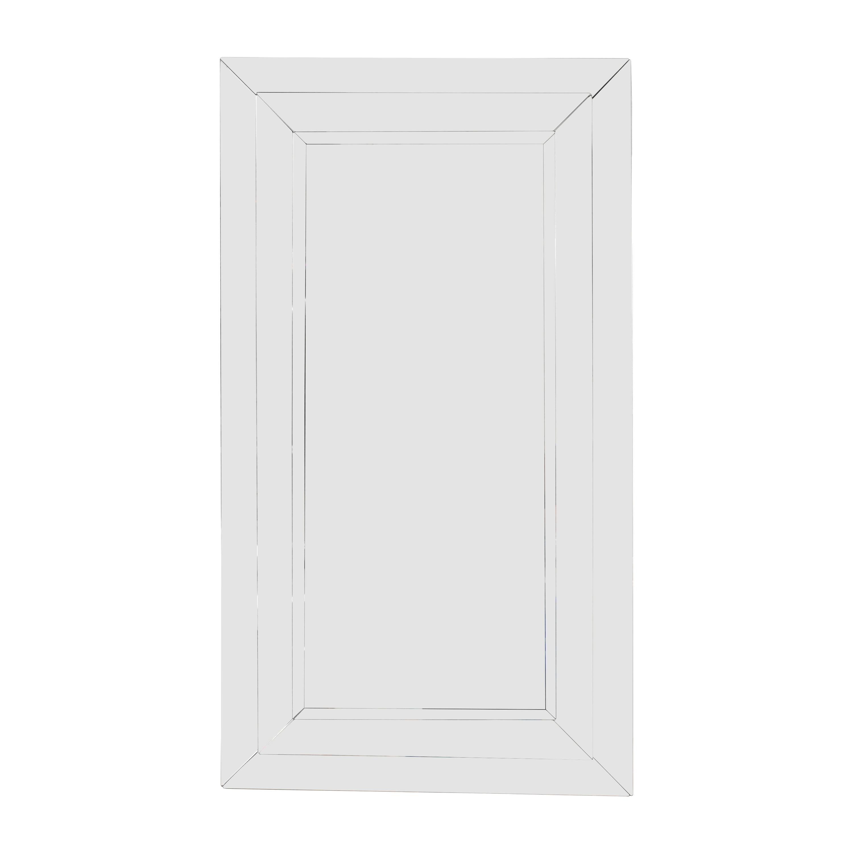 Triple Layered Wall Mirror  discount
