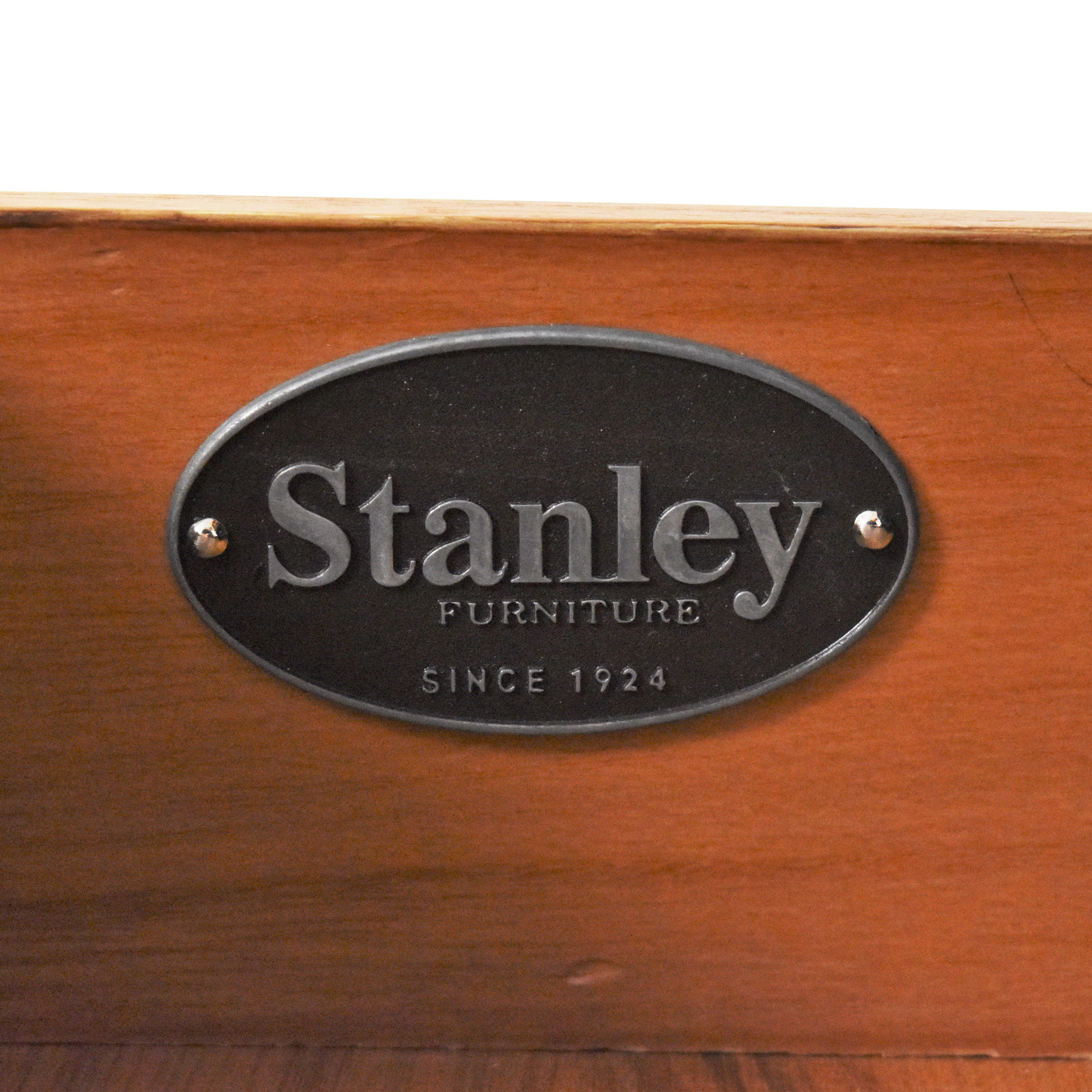 Stanley Furniture Stanley Furniture Cabinet with Shelving coupon