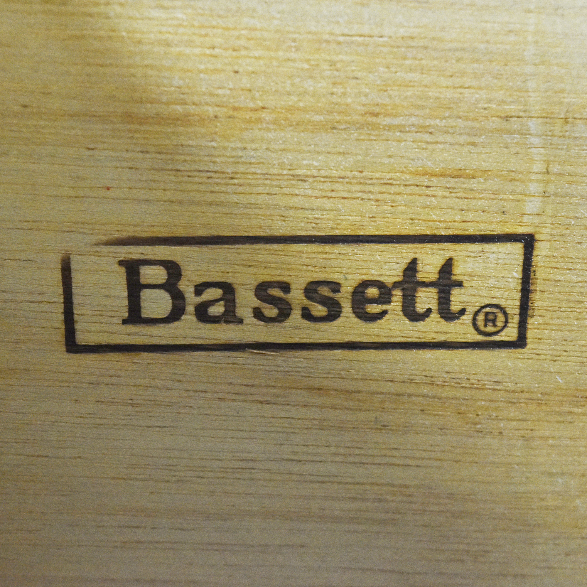 shop Bassett Pedestal Desk Bassett Furniture Tables