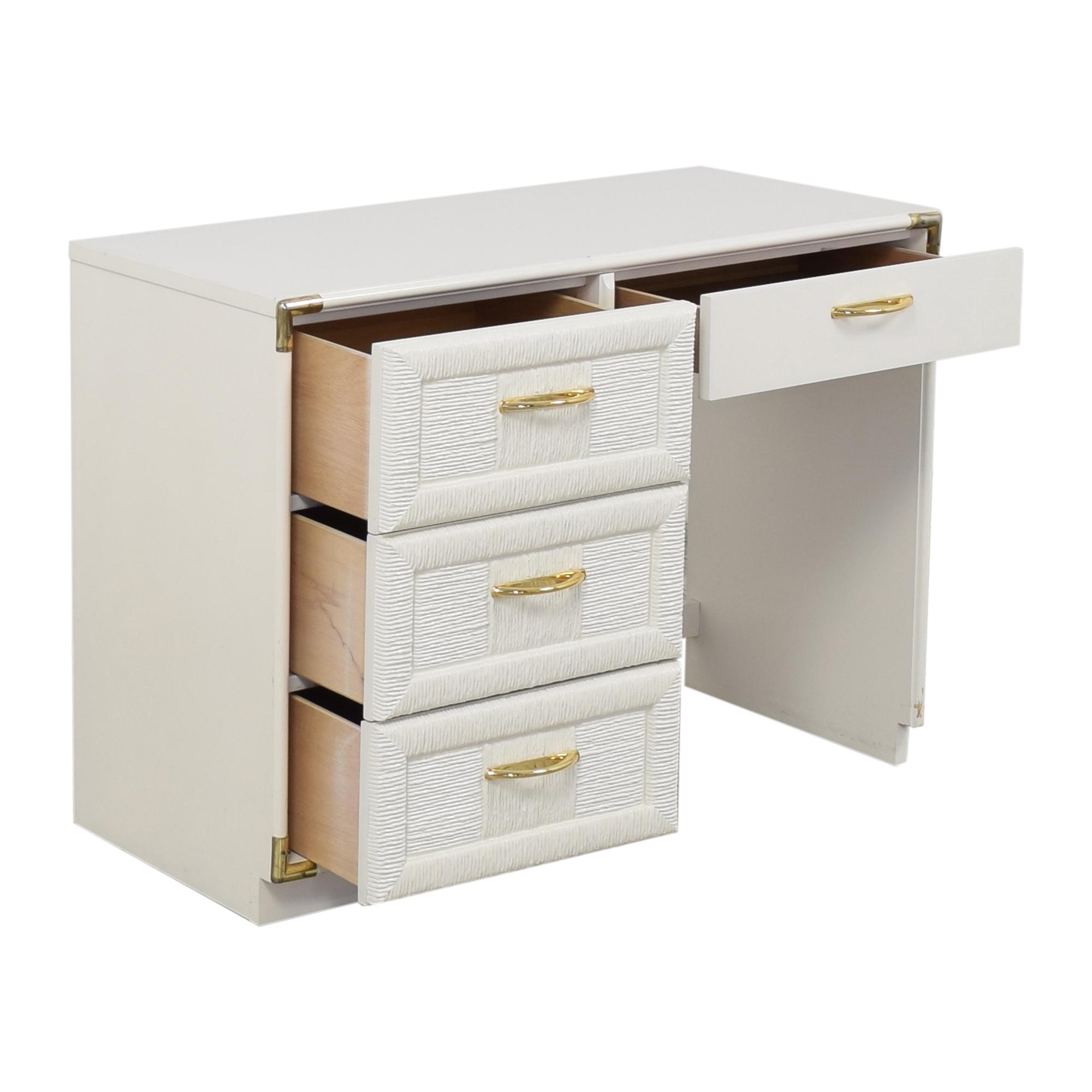 Bassett Furniture Bassett Pedestal Desk second hand