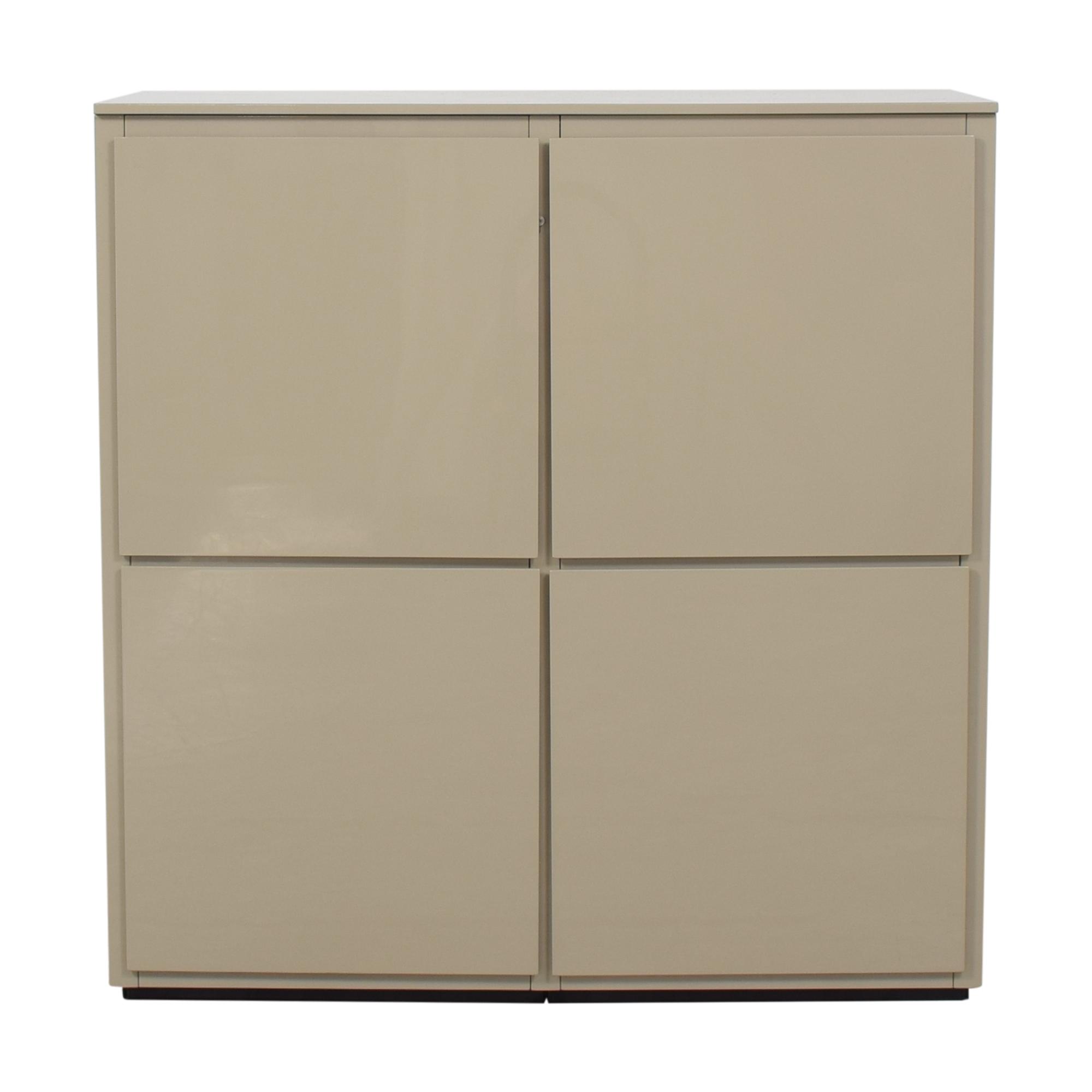 shop Poliform Modern Cabinet Poliform Cabinets & Sideboards