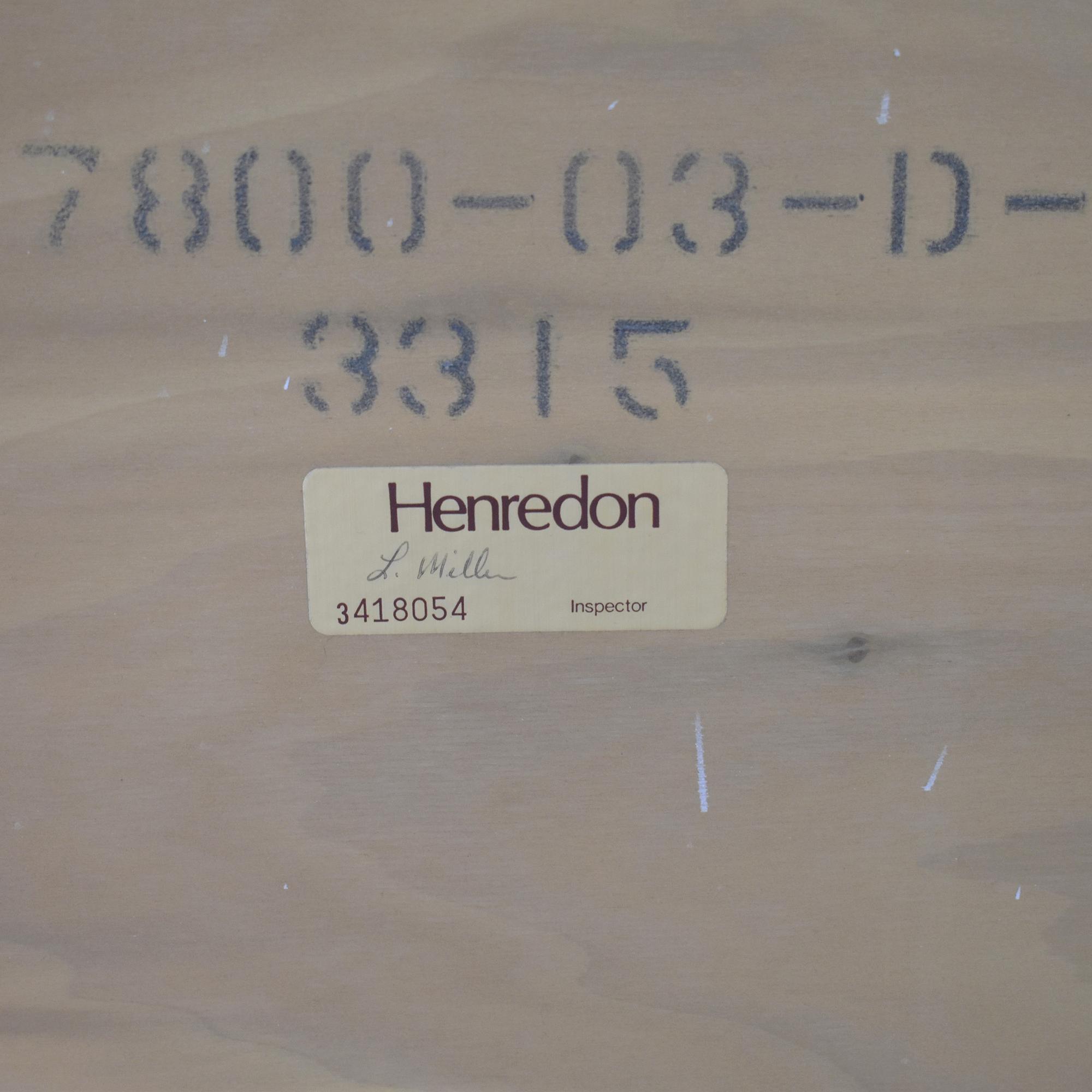 buy Henredon Charisma Triple Dresser Henredon Furniture Dressers