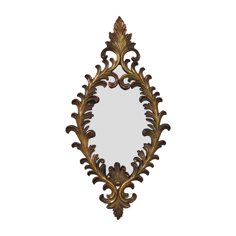 Howard Elliot Collection Ornate Mirror / Decor
