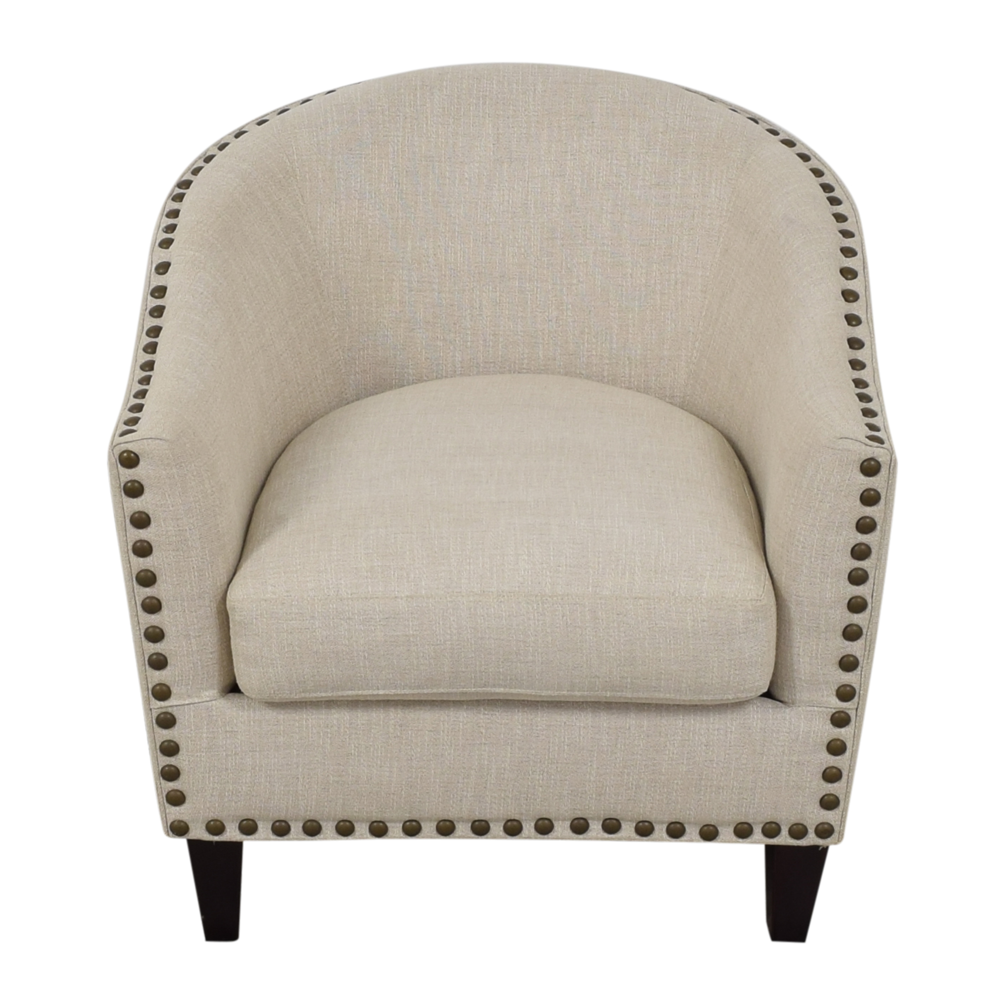 Pottery Barn Pottery Barn Harlow Upholstered Armchair discount