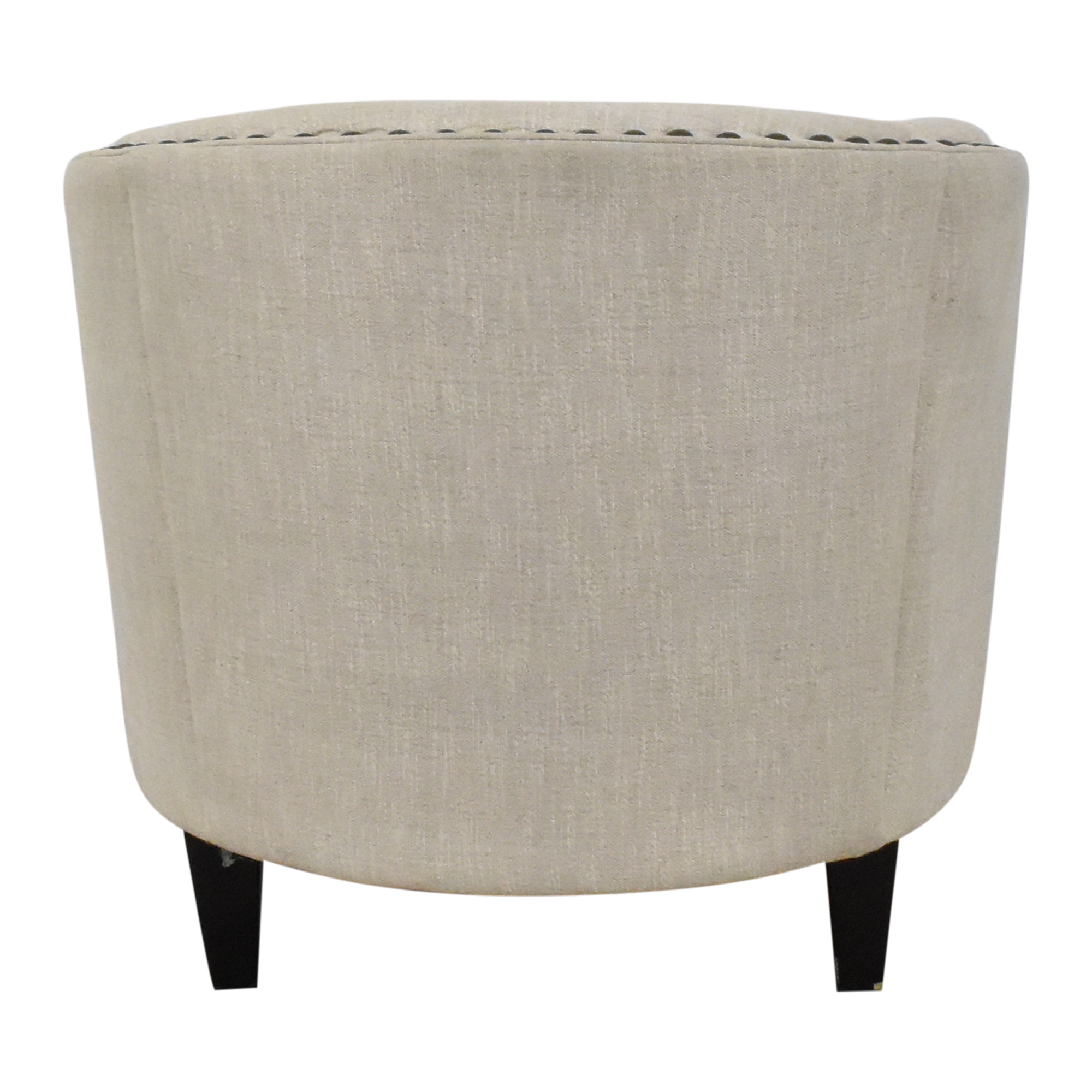 buy Pottery Barn Harlow Upholstered Armchair Pottery Barn Chairs