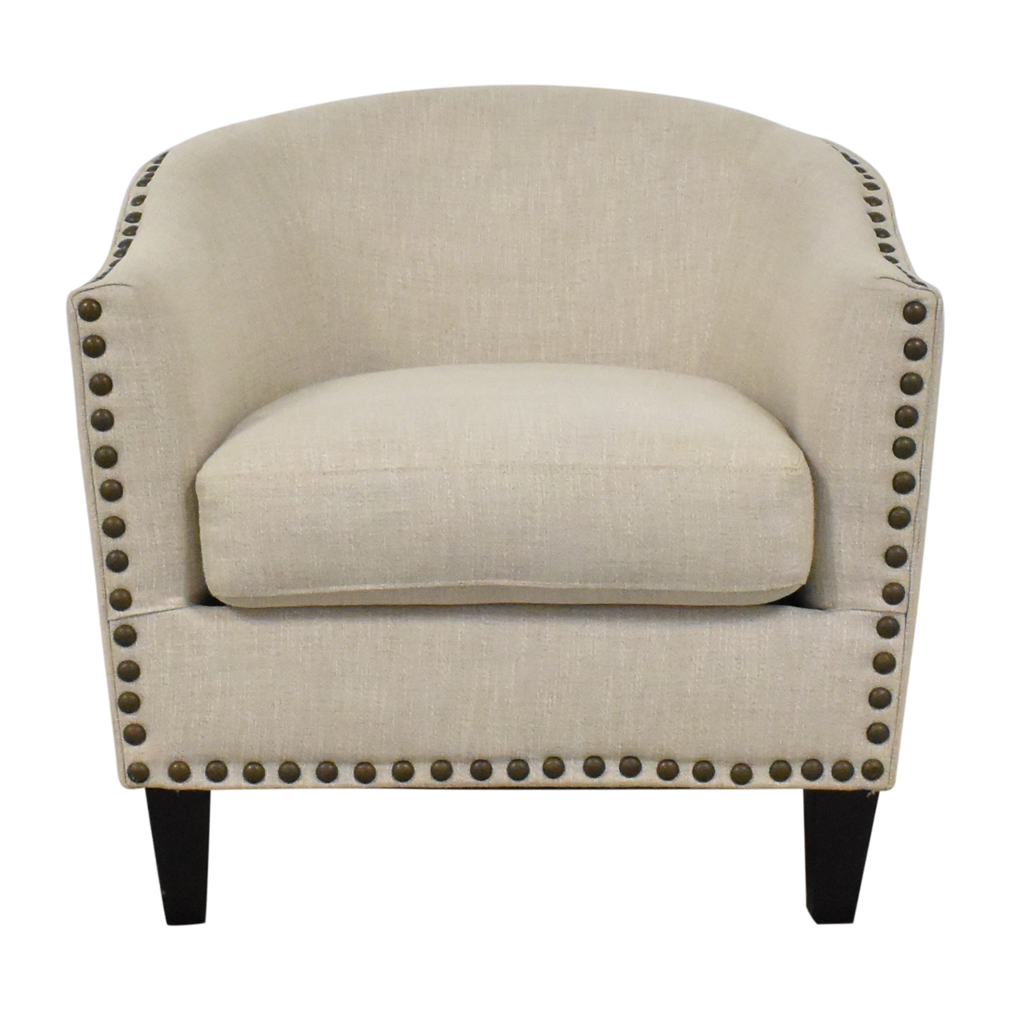 Pottery Barn Harlow Upholstered Armchair / Accent Chairs