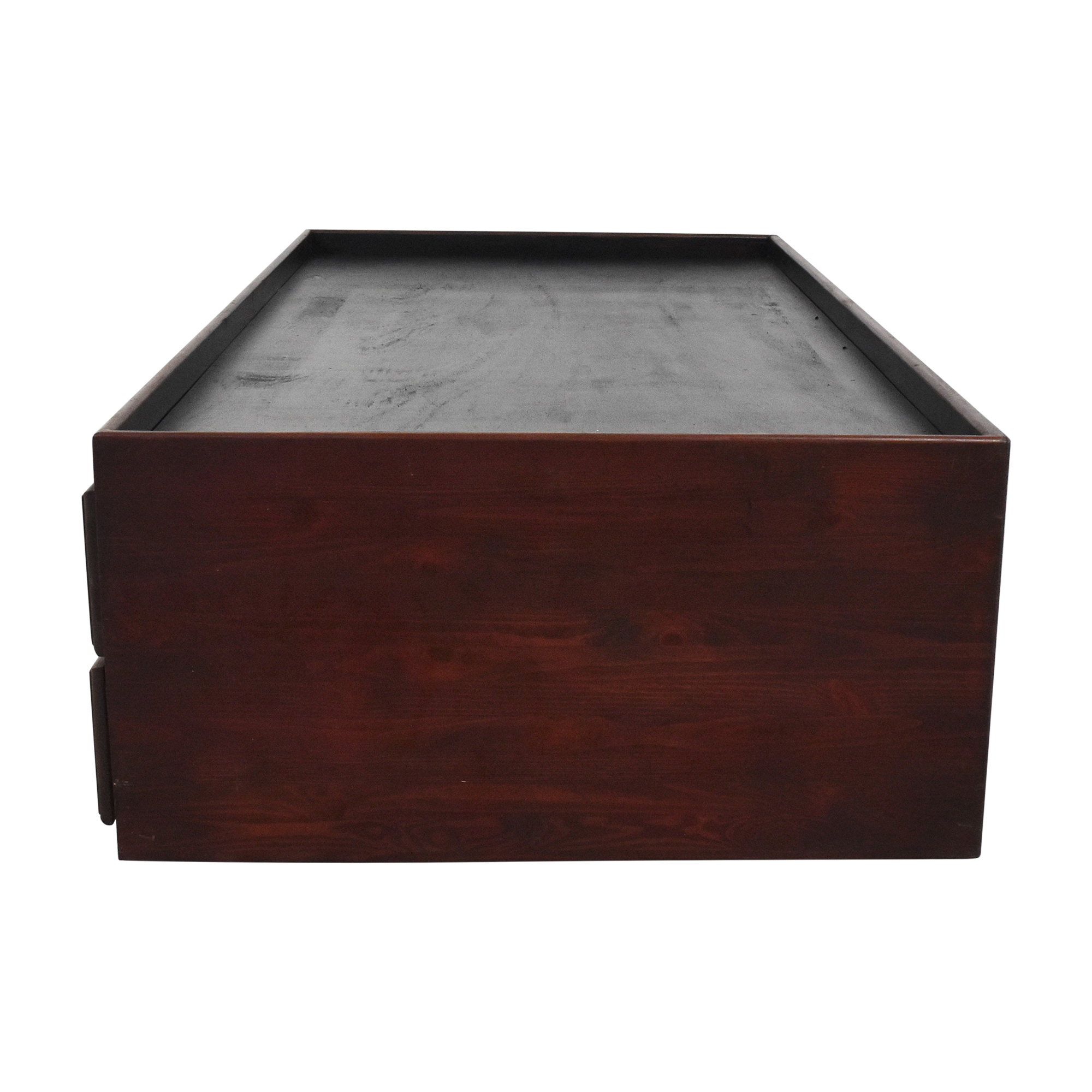 Gothic Cabinet Craft Gothic Cabinet Craft Twin Storage Bed price