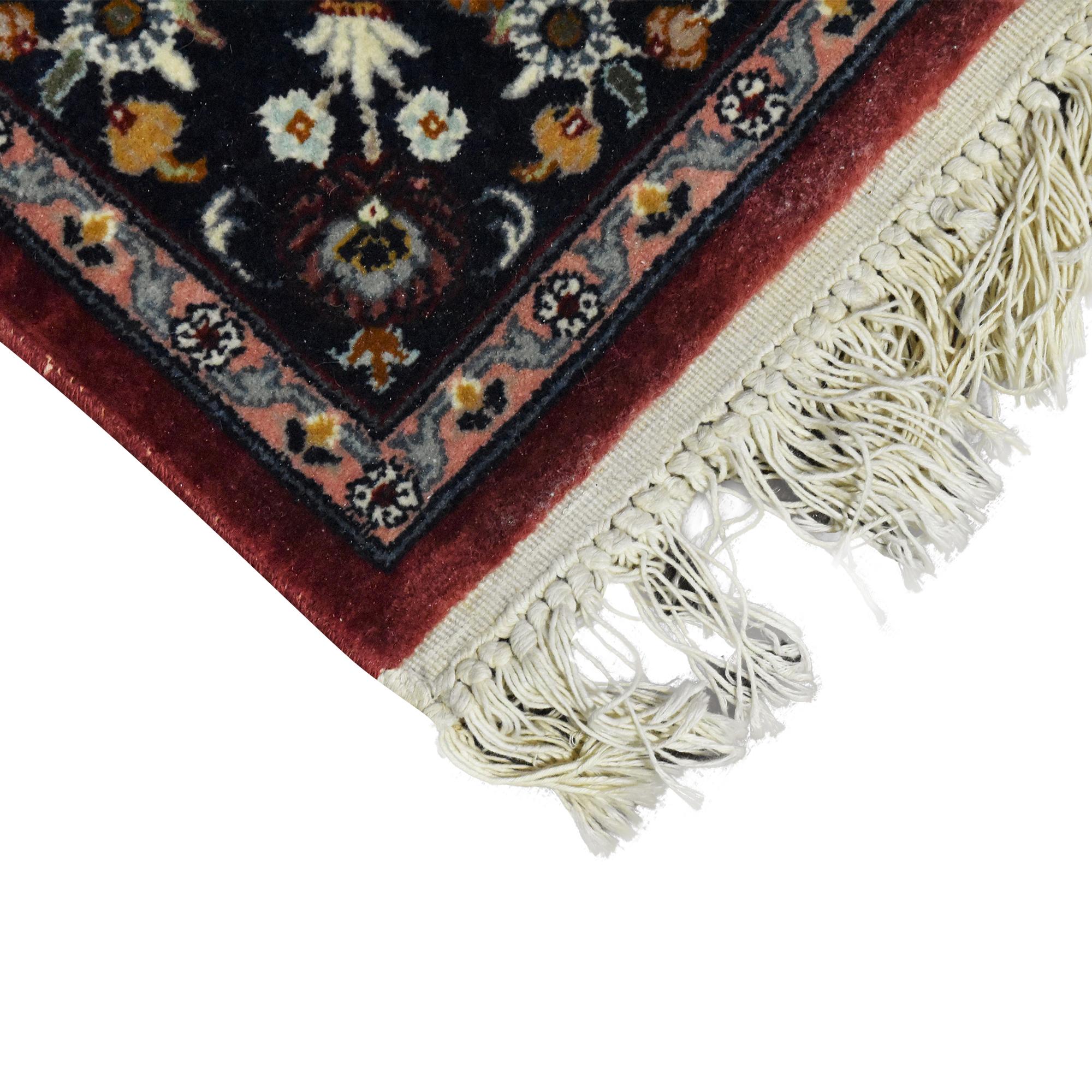 shop Karastan Patterned Area Rug Karastan Decor