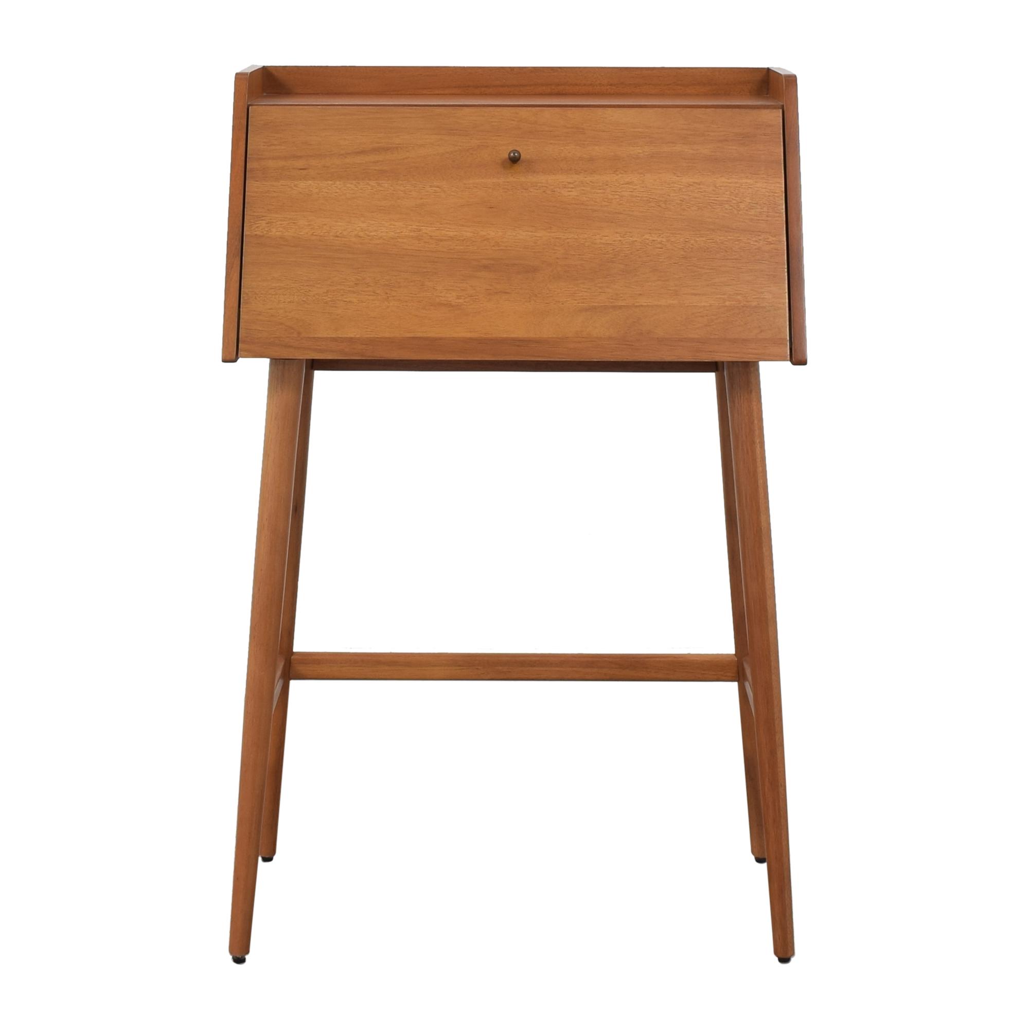 West Elm Mid-Century Mini Secretary Desk / Home Office Desks