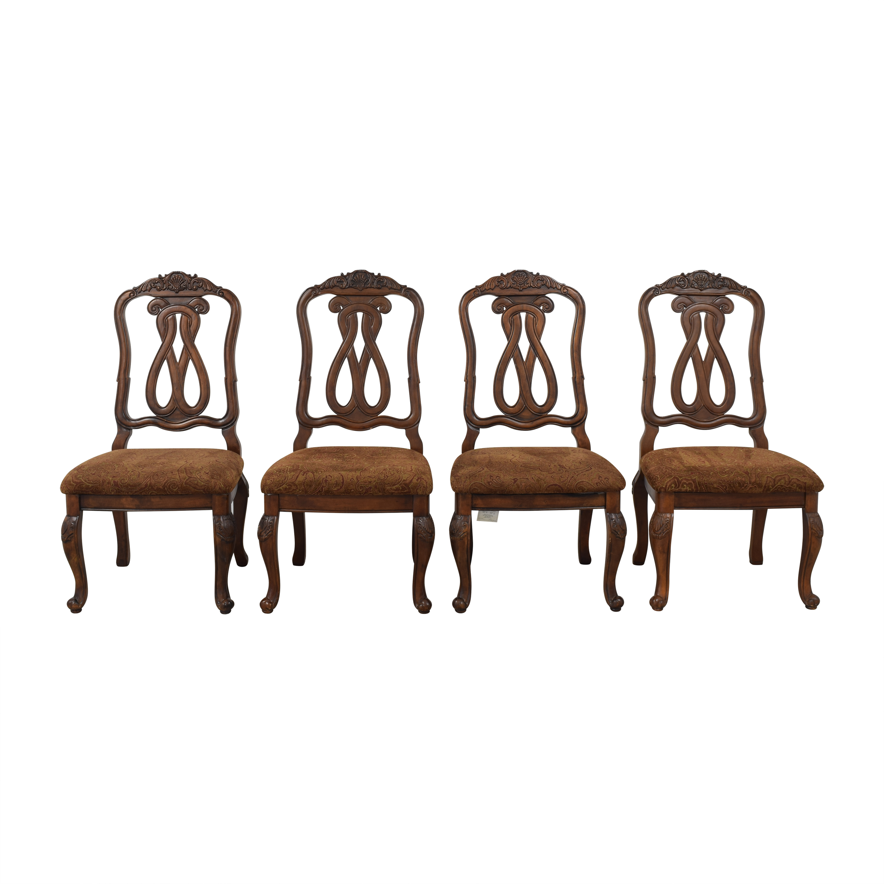 Ashley Furniture Ashley Furniture North Shore Side Chairs  brown
