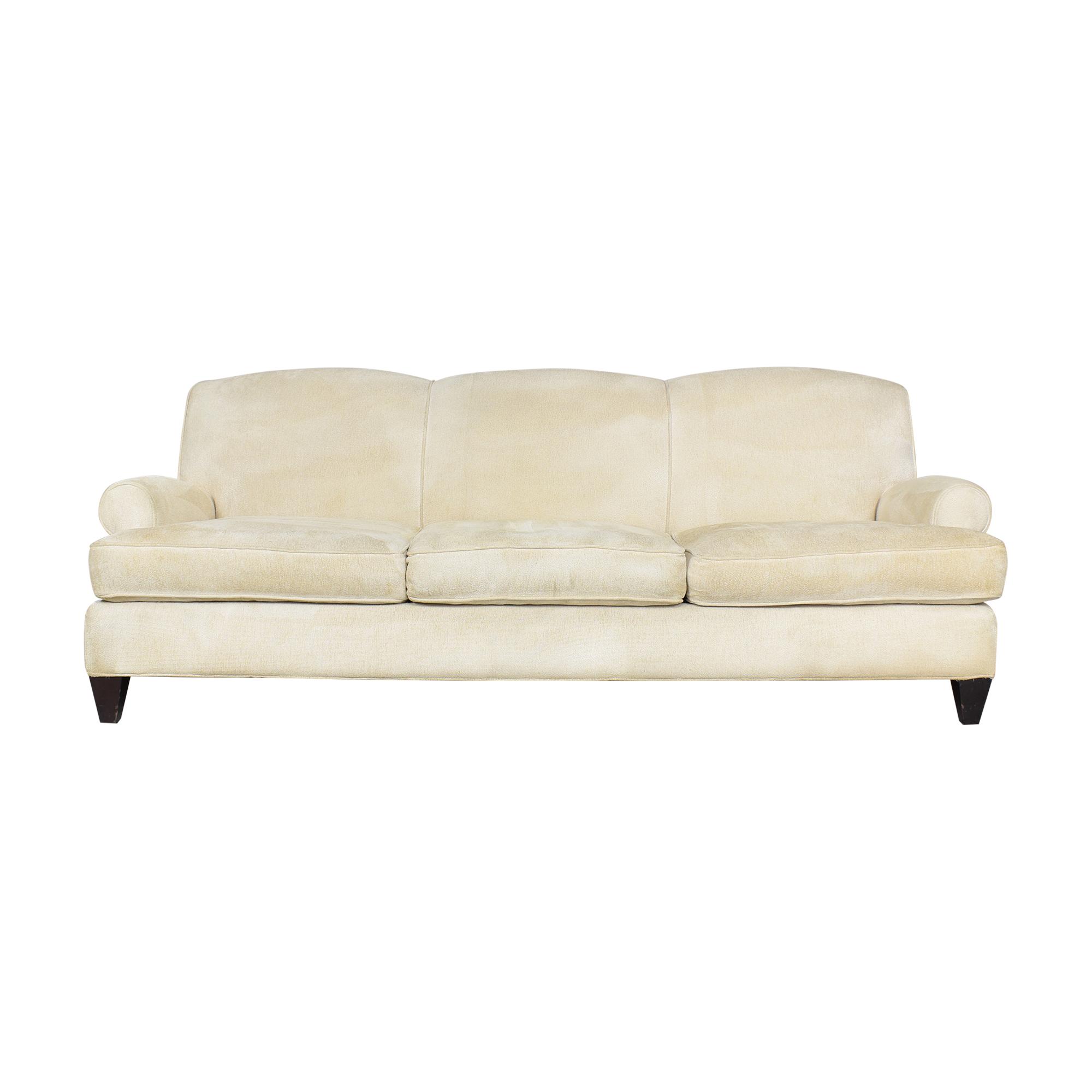 Room & Board Room & Board Roll Arm Sofa nyc