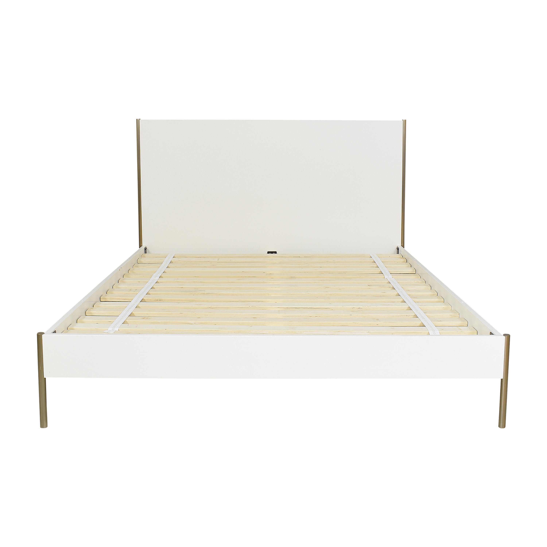 shop West Elm West Elm Rhyan Queen Bed online