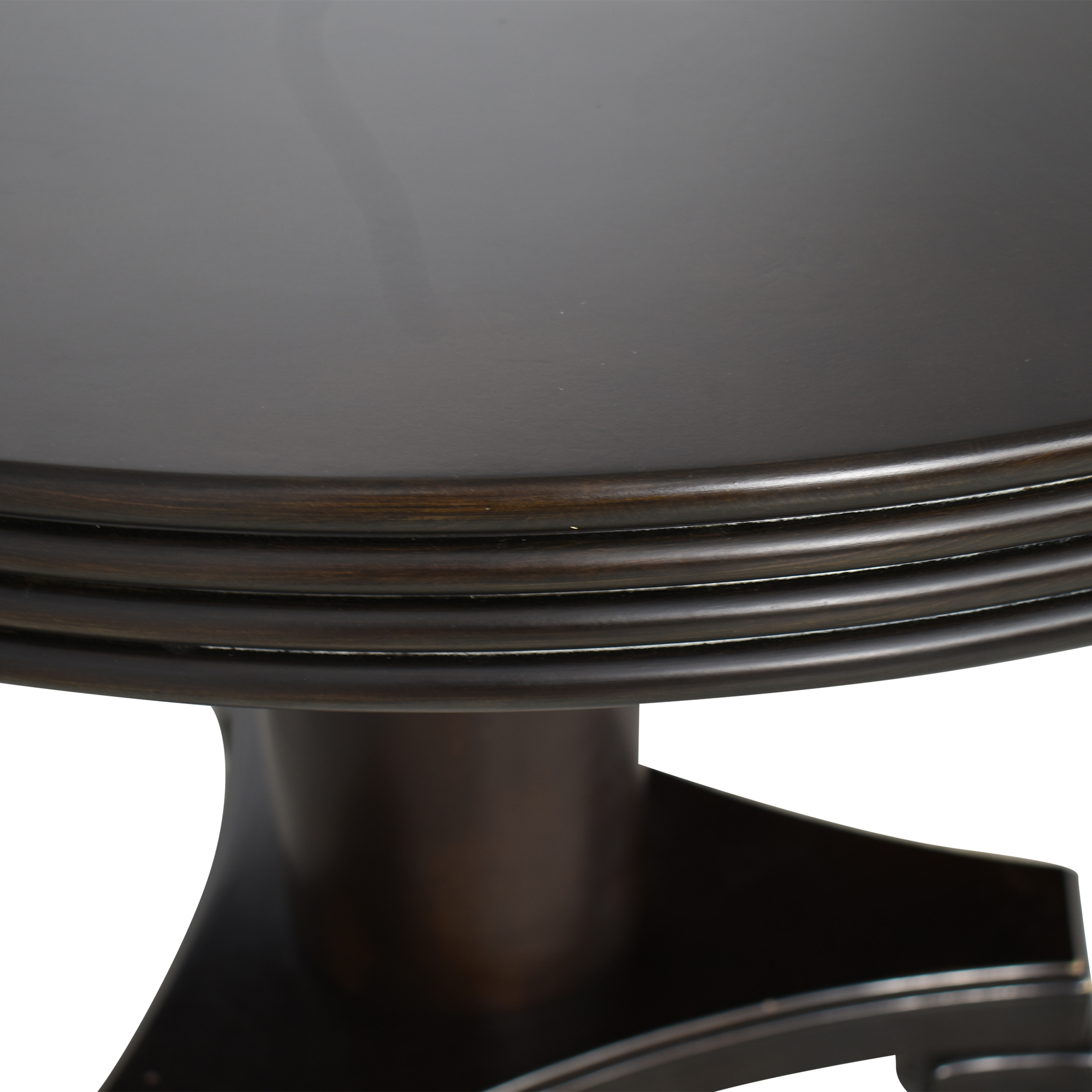 Double Pedestal Extendable Dining Table / Tables