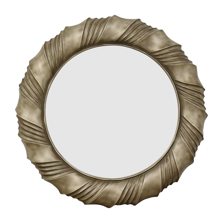 buy Pottery Barn Pottery Barn Decorative Round Wall Mirror online