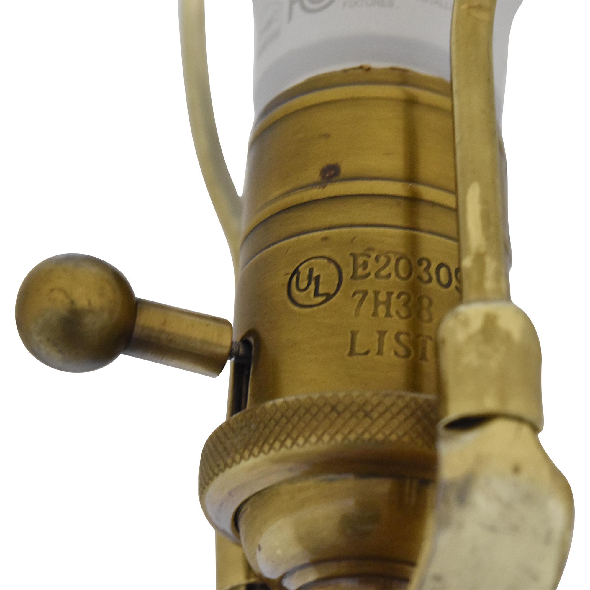 Ethan Allen Ethan Allen Floor Lamp dimensions
