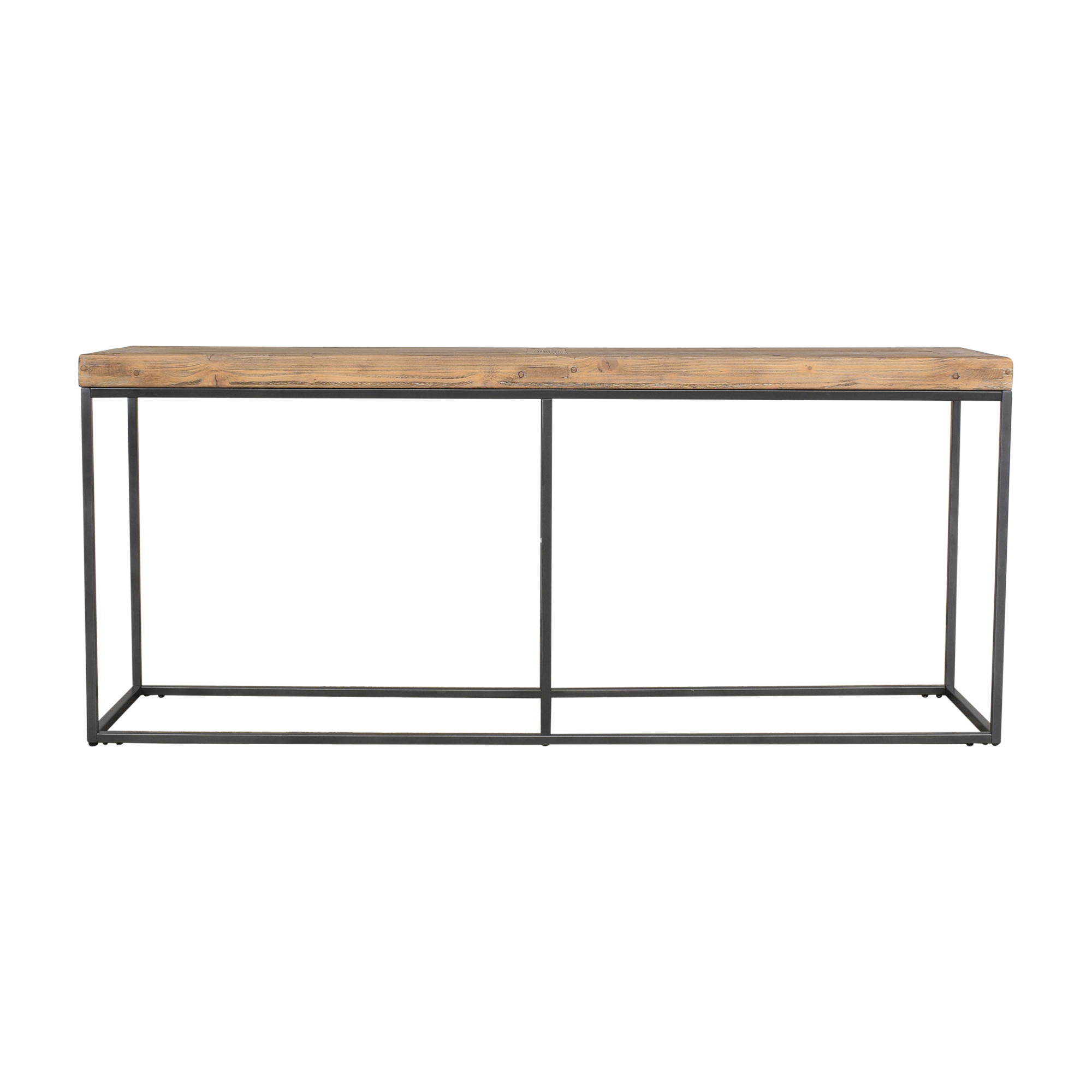Pottery Barn Pottery Barn Malcolm Console Table dimensions