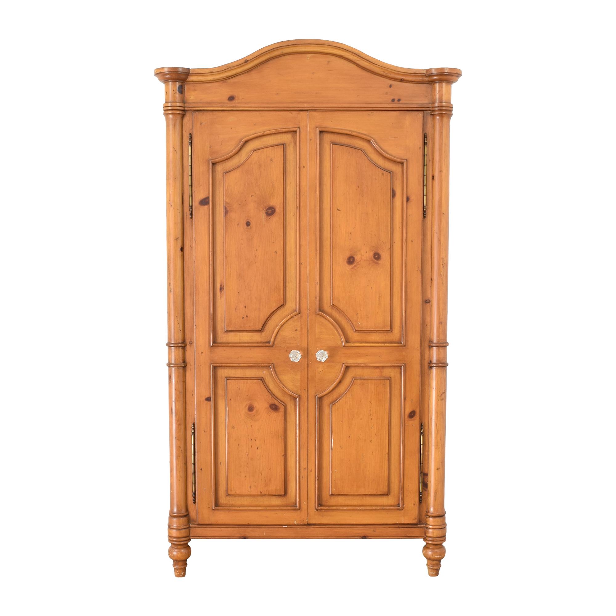 Two Door Armoire sale