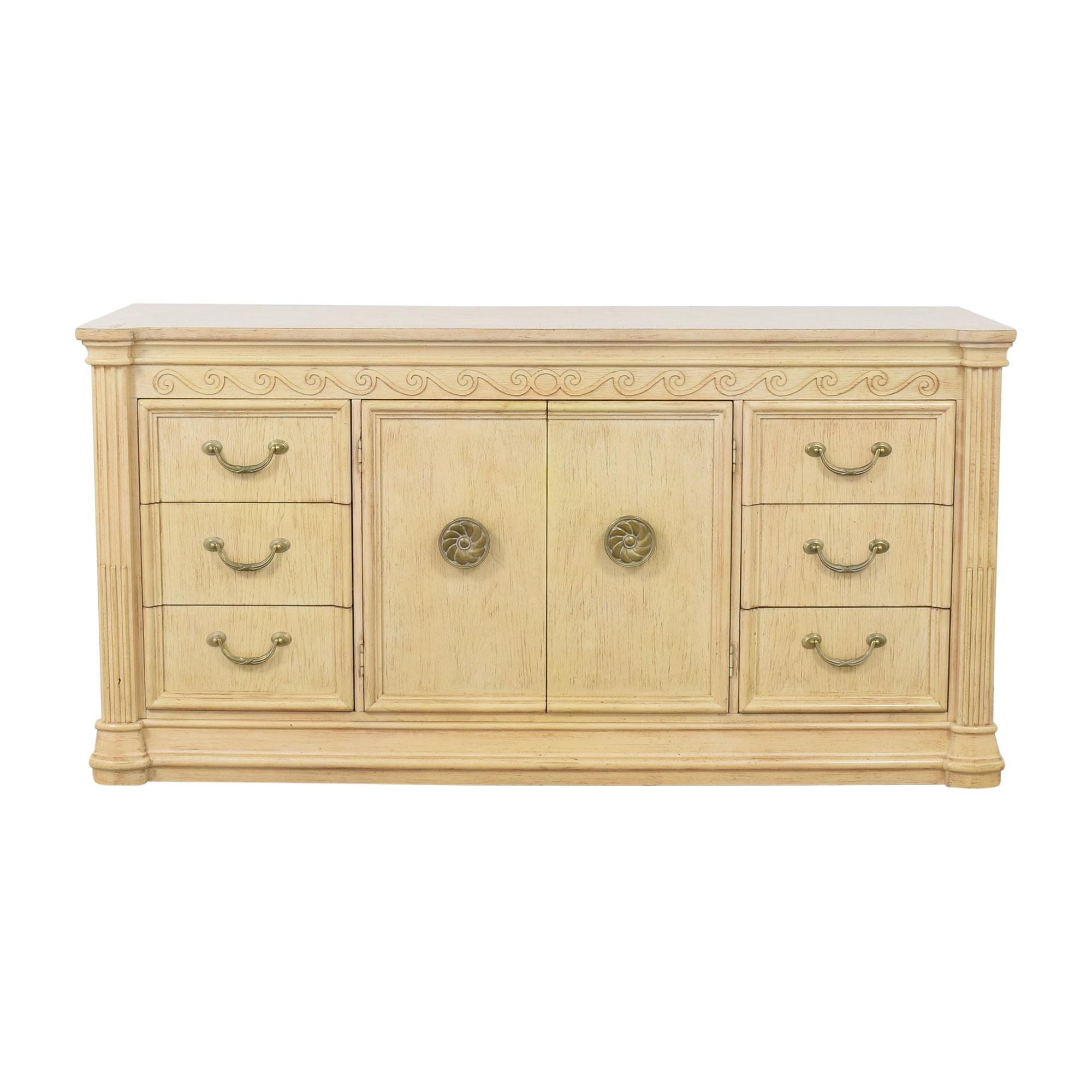 Bernhardt Bernhardt Triple Dresser with Cabinet coupon