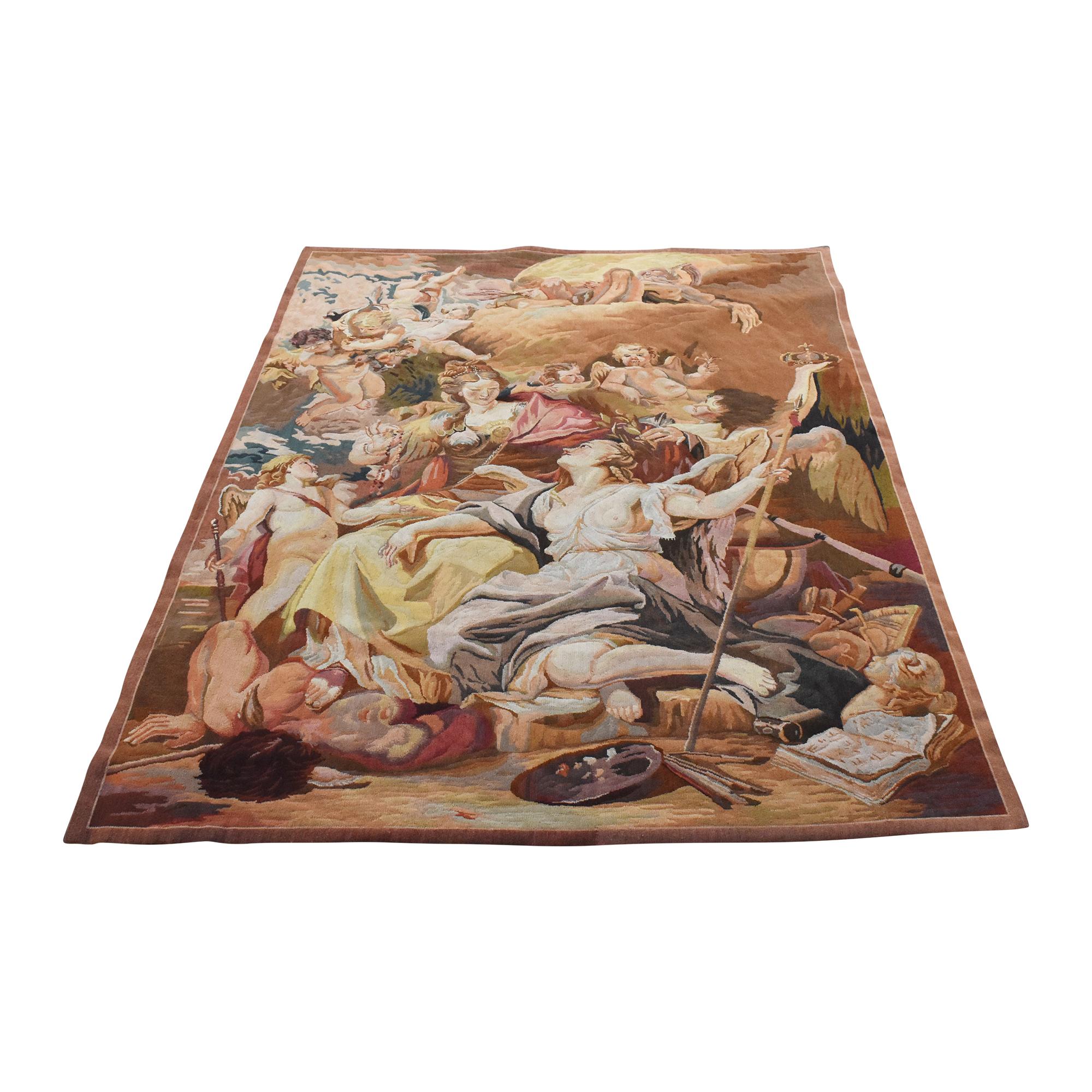 buy Renaissance-Inspired Tapestry  Wall Art