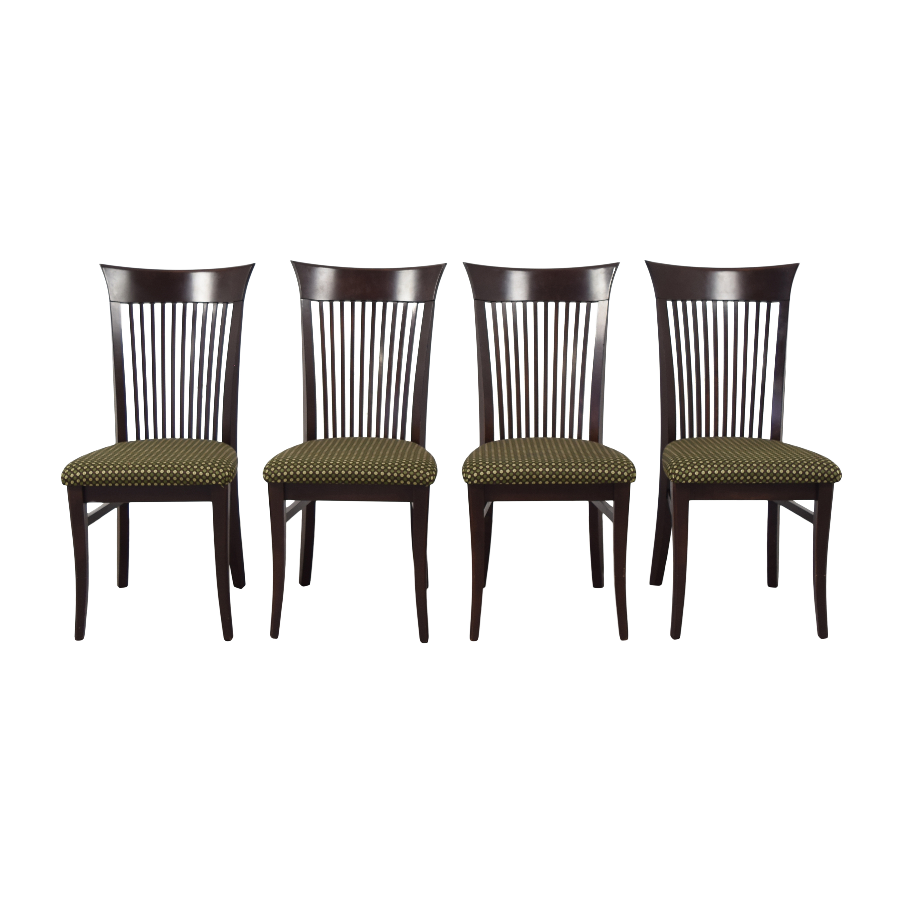Thomasville Thomasville Upholstered Dining Side Chairs ct