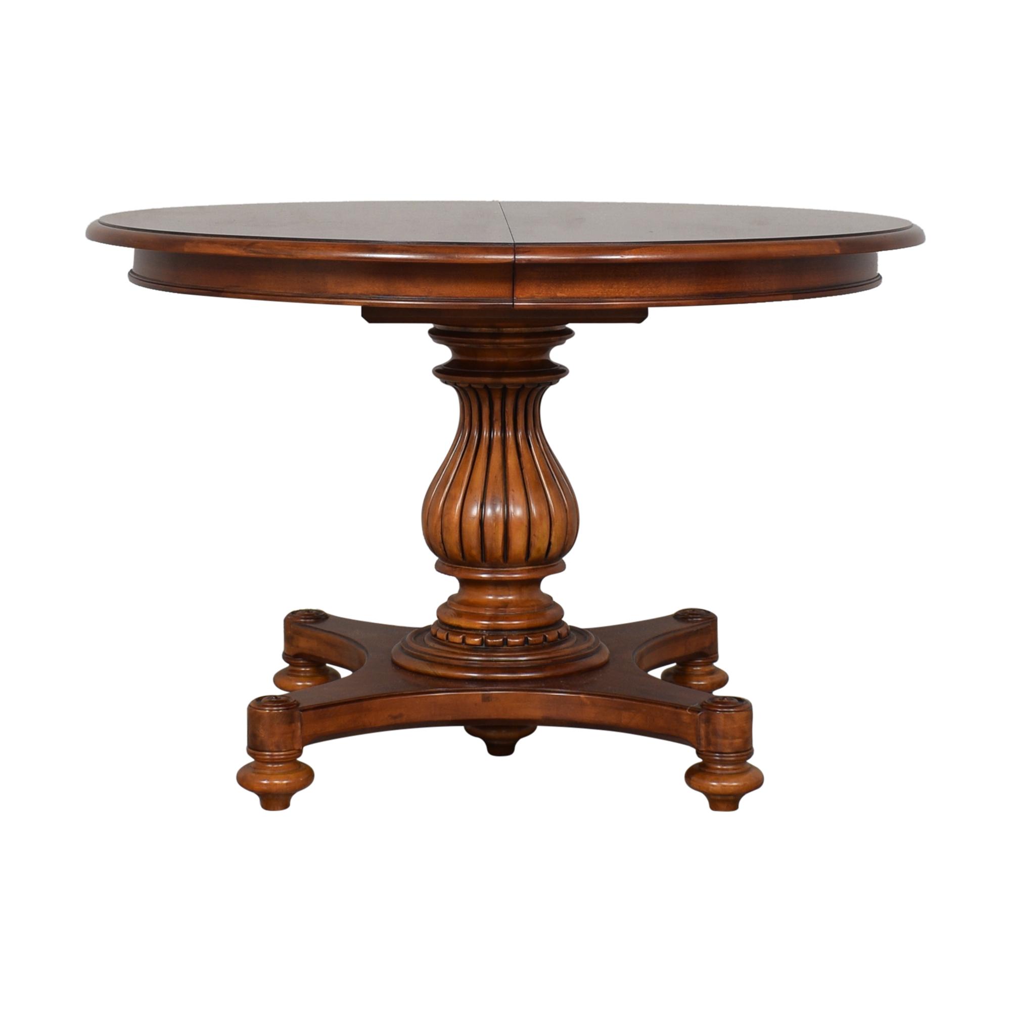 Ethan Allen Ethan Allen Camden Pedestal Dining Table coupon
