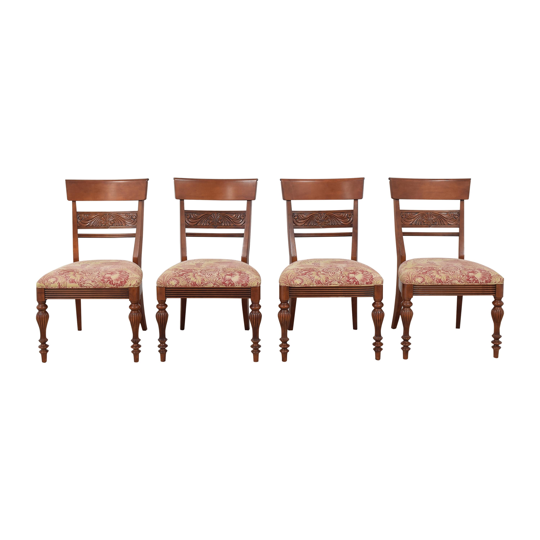 shop Ethan Allen Ethan Allen Mackenzie Side Chairs online