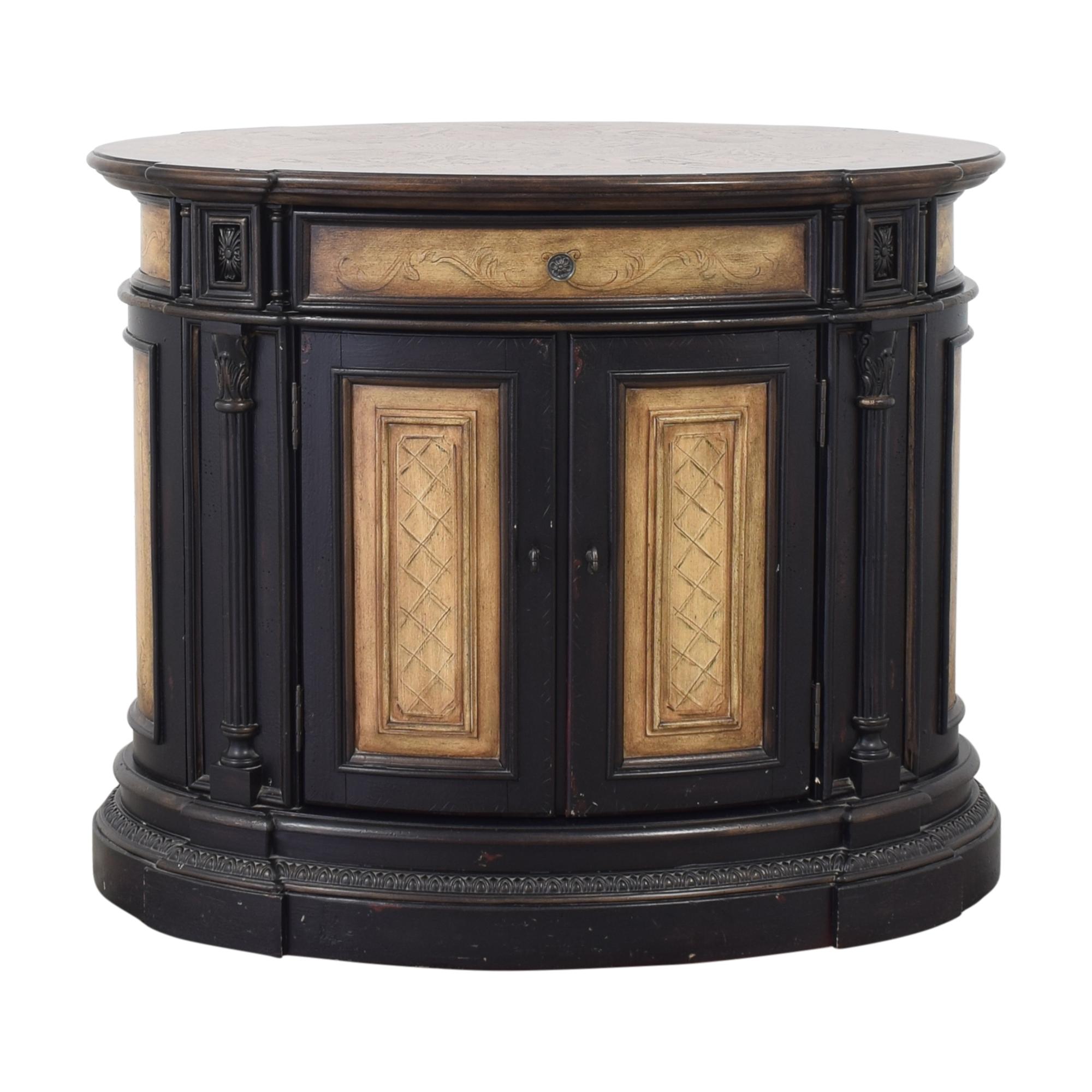 Hooker Furniture Hooker Furniture Oval Sideboard dimensions