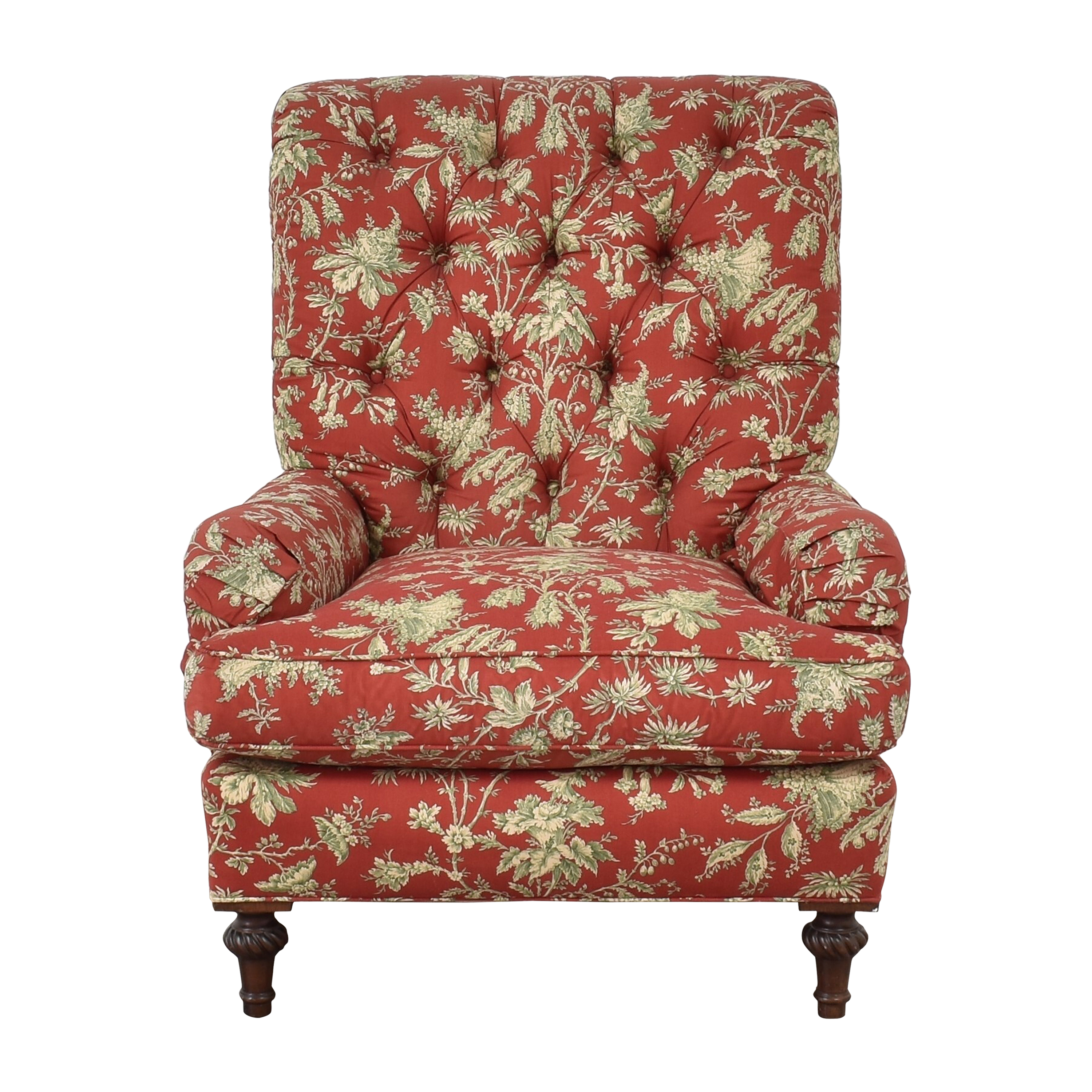 buy Charles Stewart Company Tufted Accent Chair Charles Stewart Company Accent Chairs