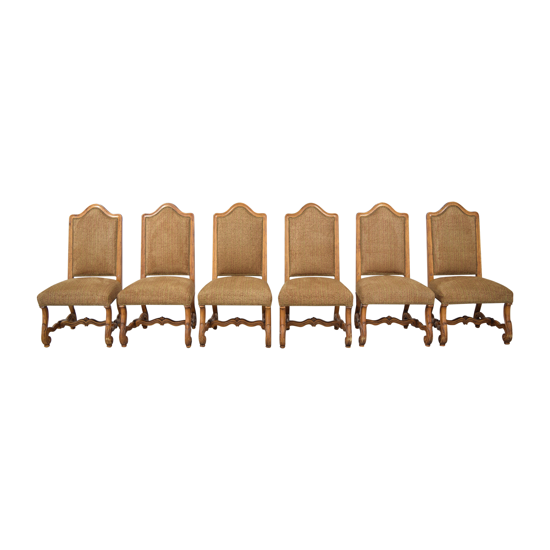 Ferguson Copeland Ferugson Copeland European Country Side Chairs used