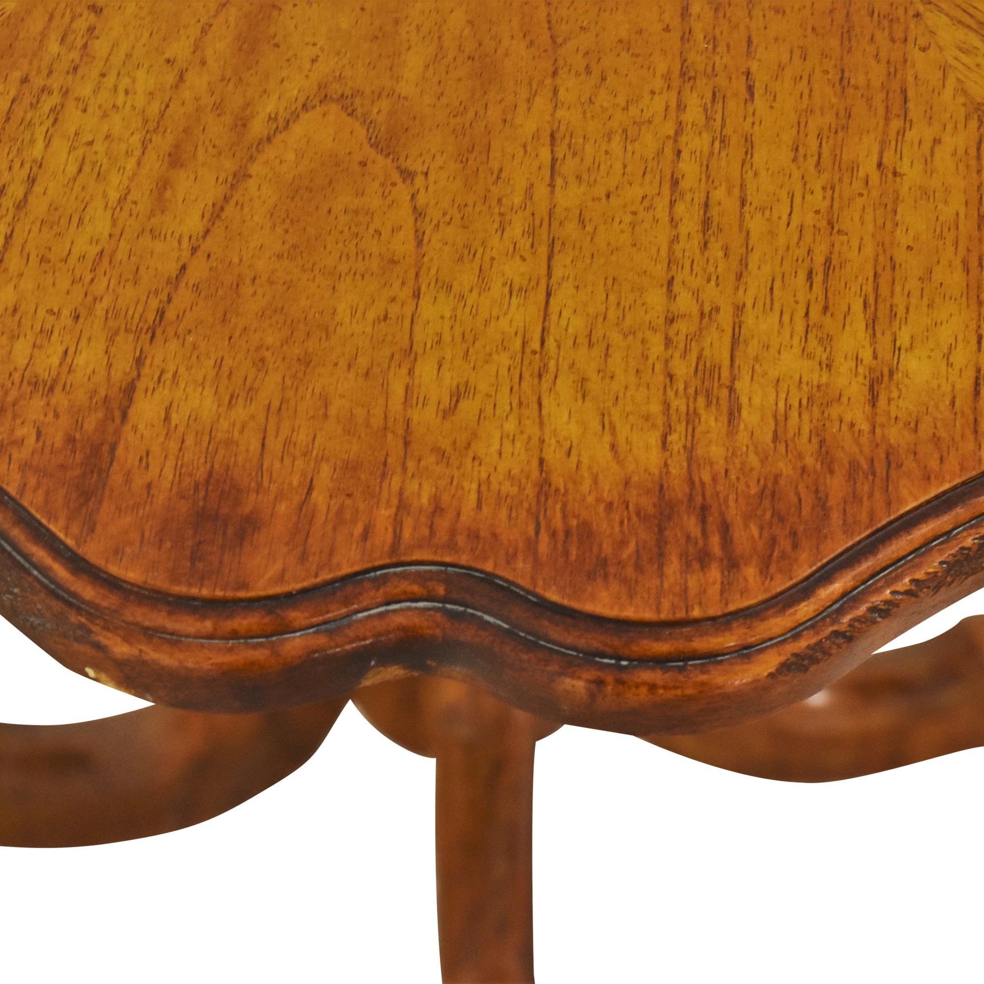 Hekman Furniture Hekman Furniture Pie Crust Table second hand