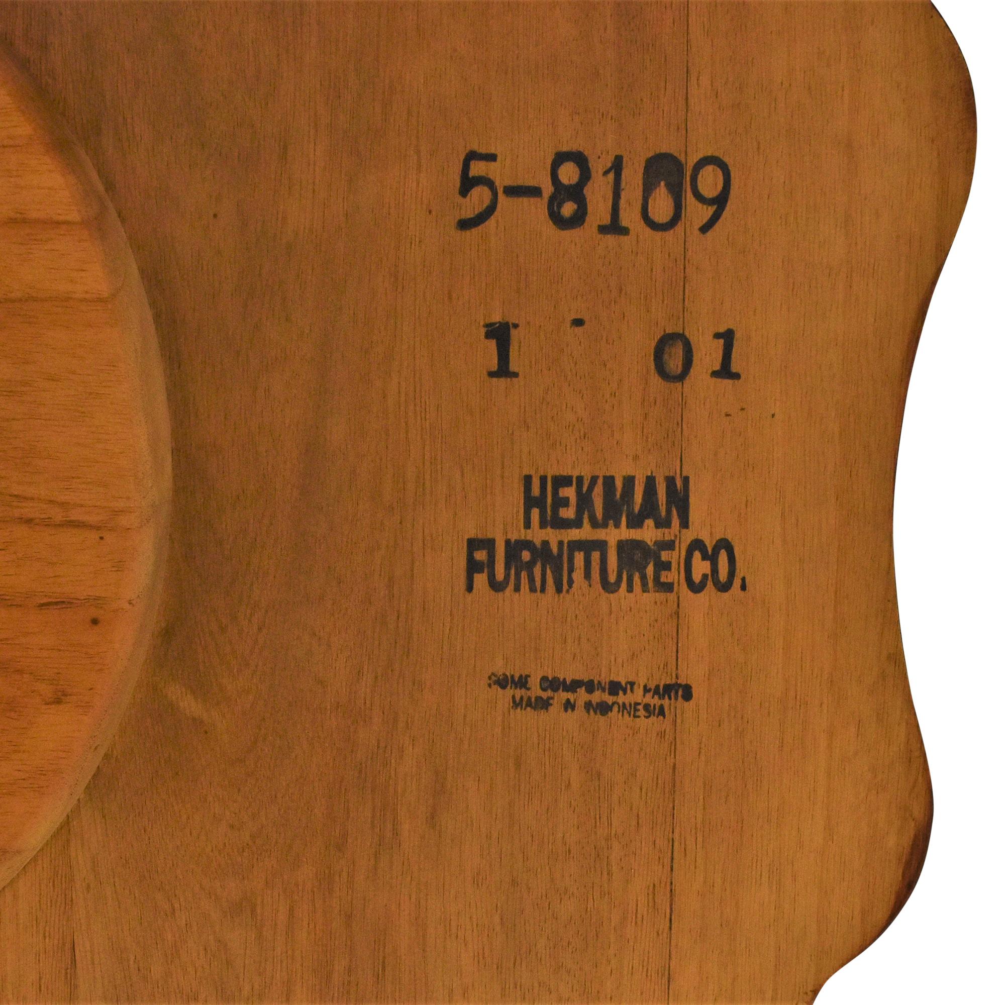 Hekman Furniture Hekman Furniture Pie Crust Table ct