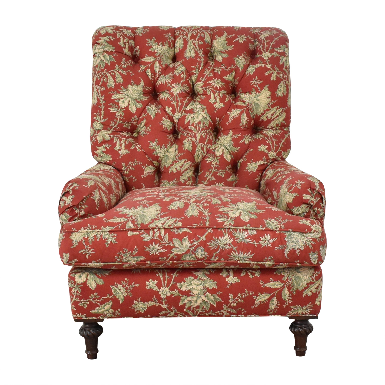 Charles Stewart Company Charles Stewart Tufted Accent Chair nj