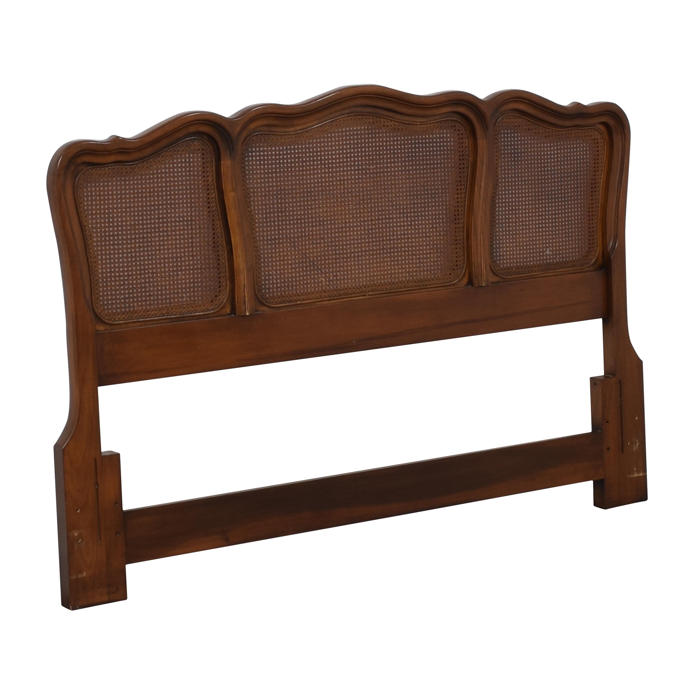 White Fine Furniture White Fine Furniture Queen Headboard discount