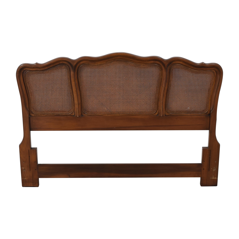 White Fine Furniture Queen Headboard White Fine Furniture