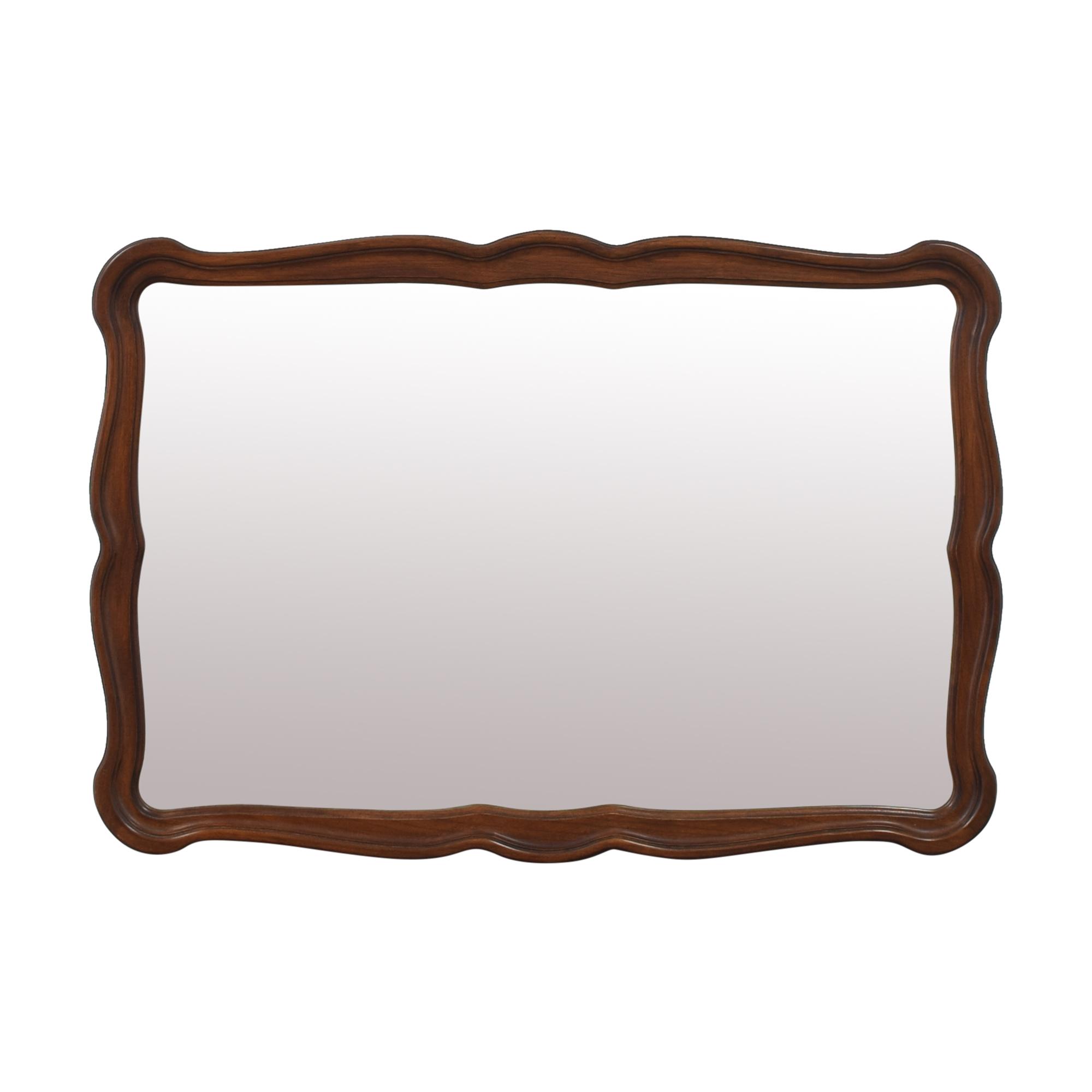 White Fine Furniture White Fine Furniture Wall Mirror on sale
