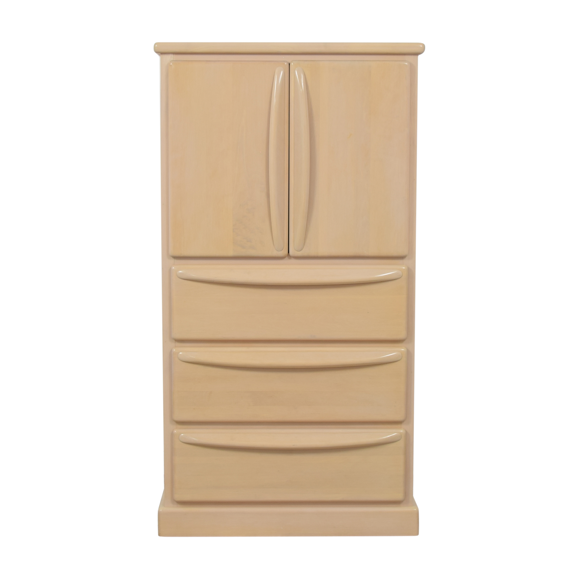 Canadel Canadel Three Drawer Armoire Storage