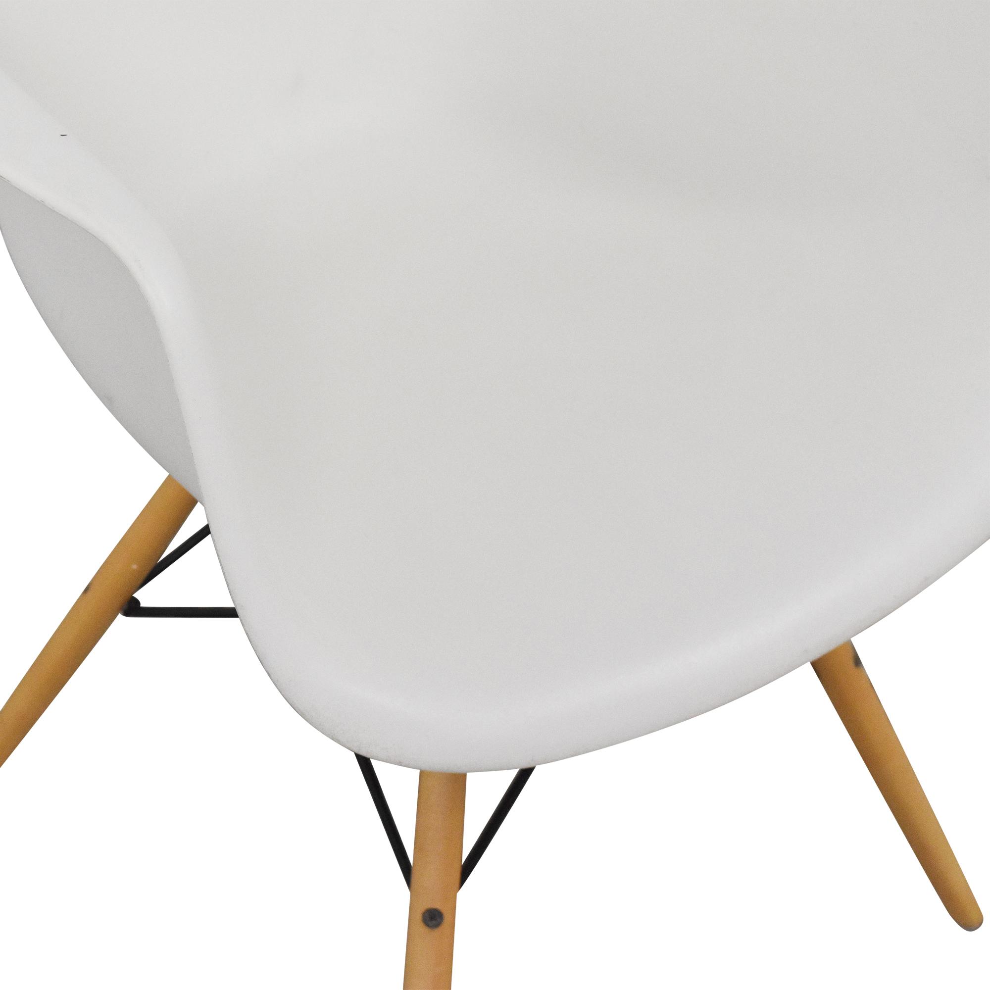 Herman Miller Herman Miller Eames Molded Arm Chair discount