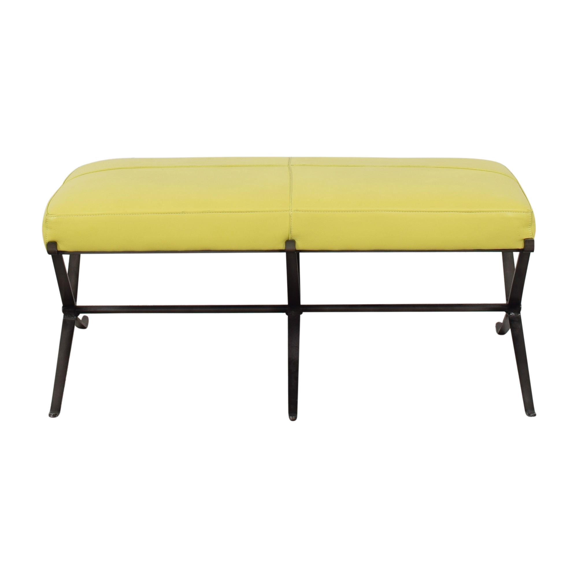 Contemporary Upholstered Bench ma