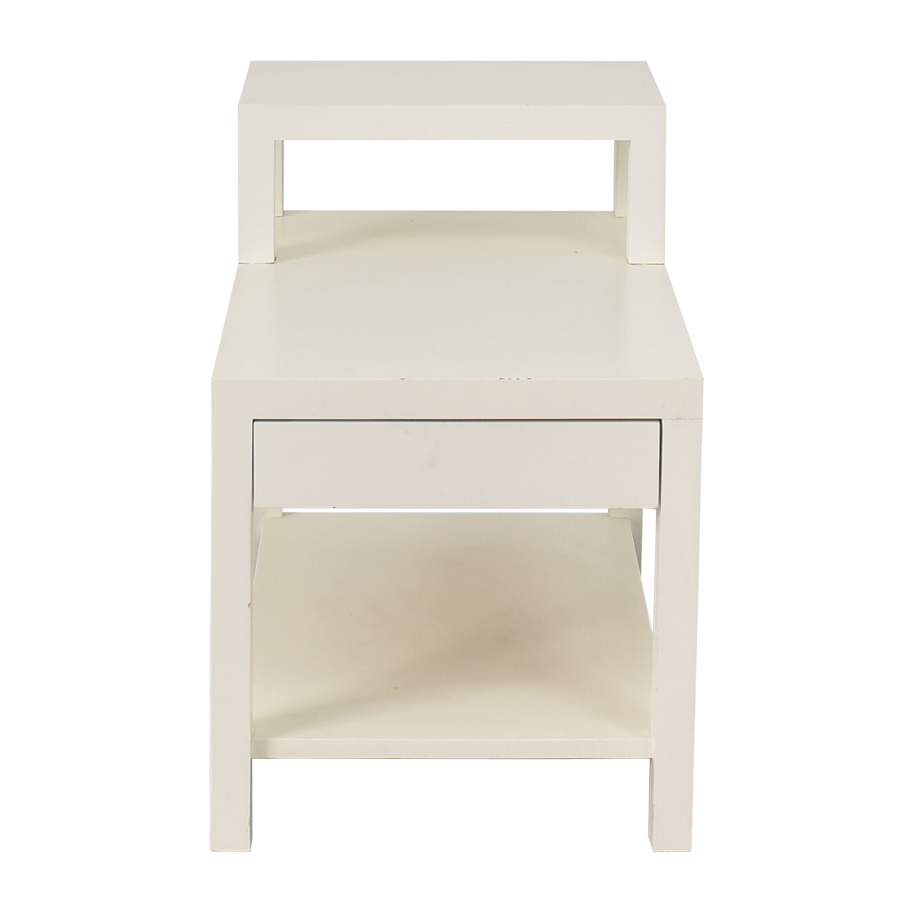buy Modern Custom Tiered End Table  End Tables